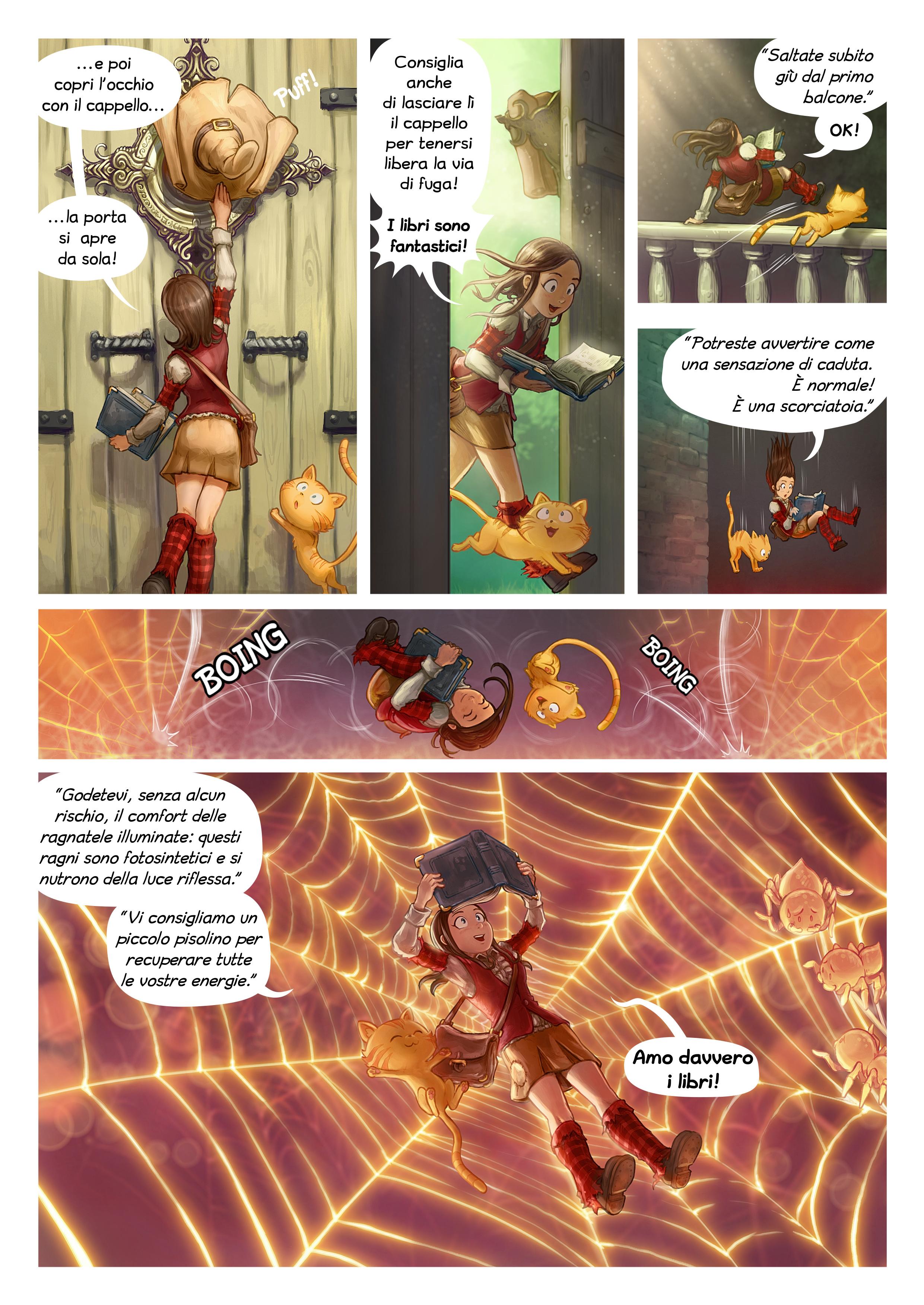 Episodio 26: I libri sono fantastici, Page 2