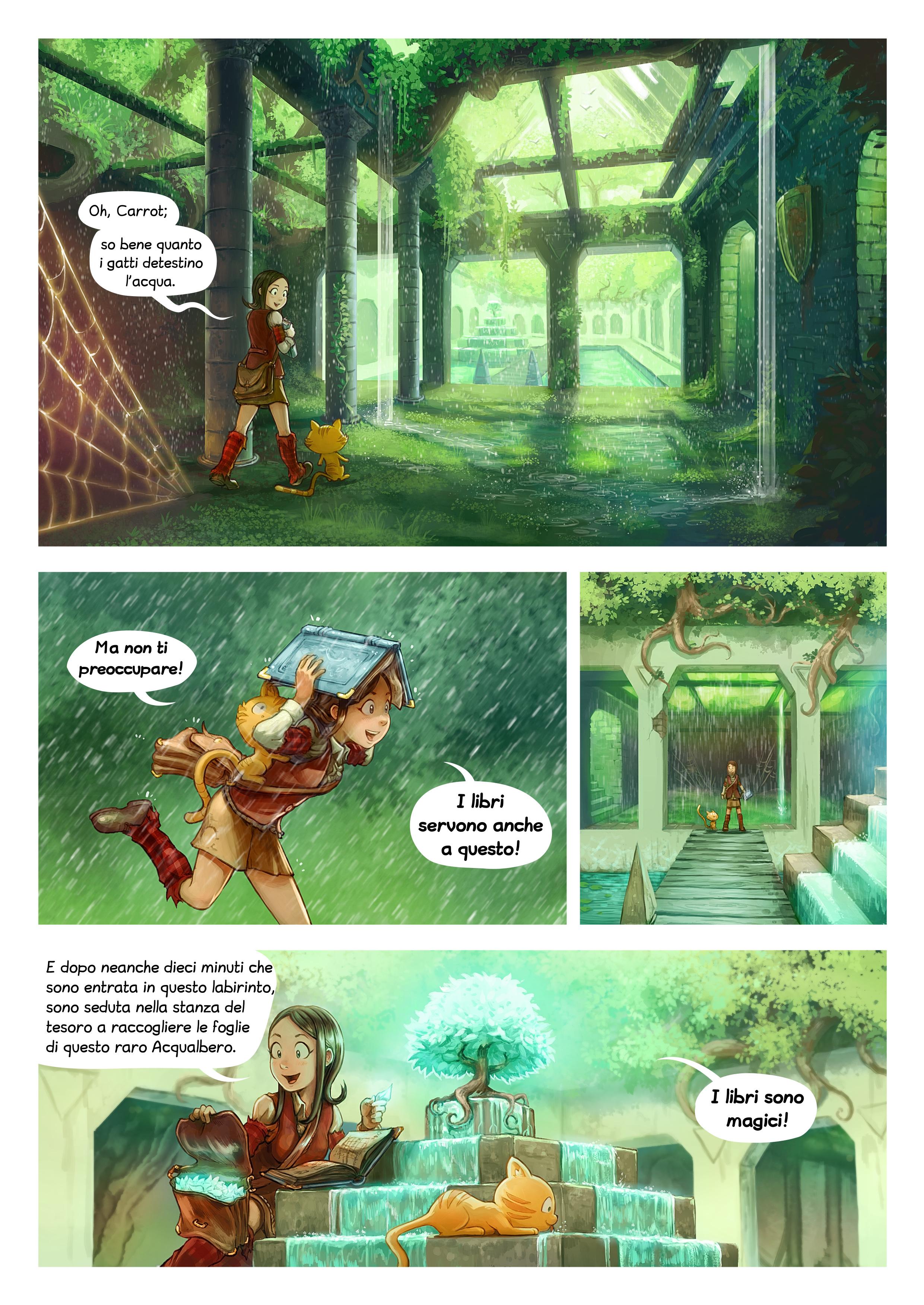 Episodio 26: I libri sono fantastici, Page 3