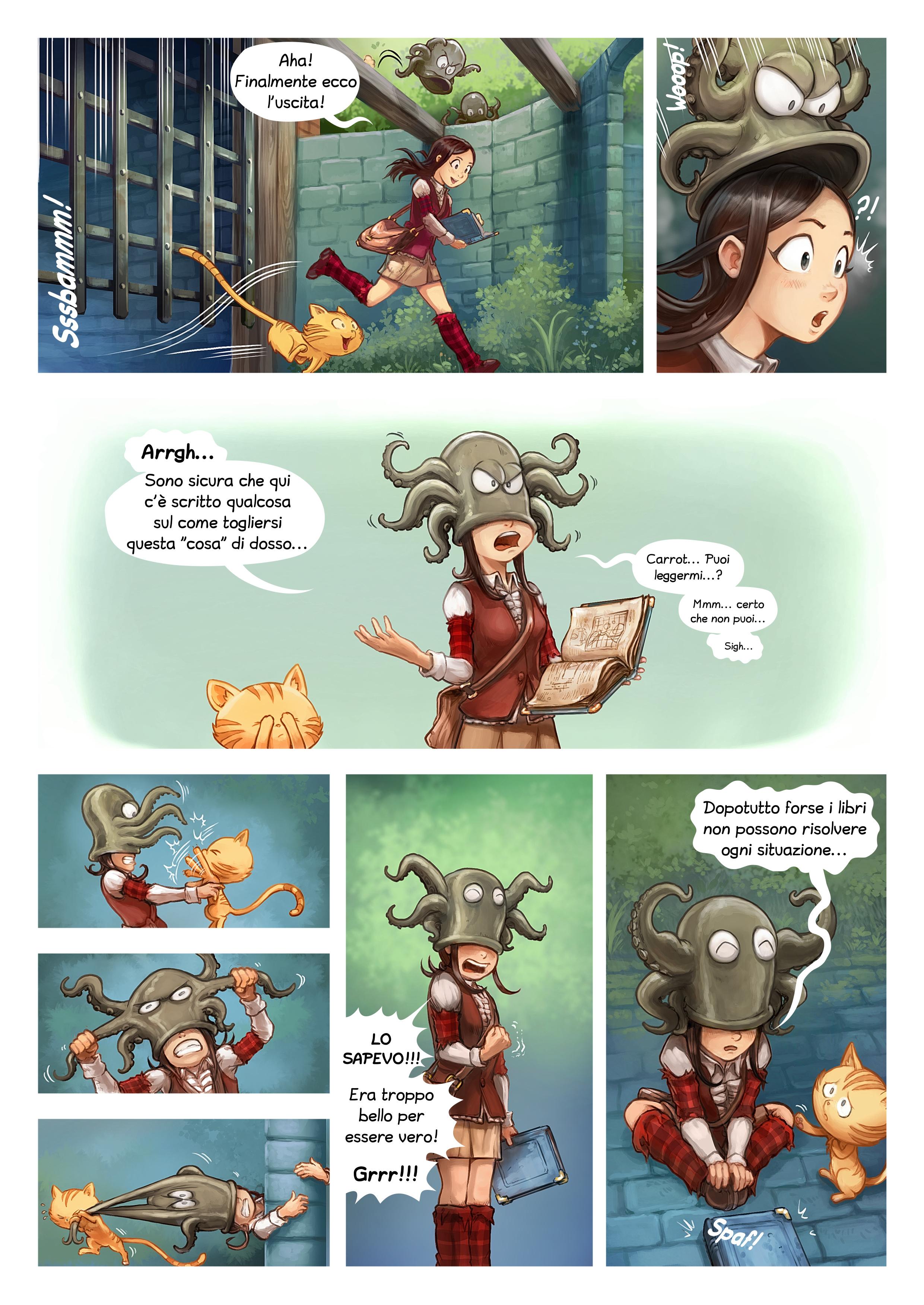 Episodio 26: I libri sono fantastici, Page 5