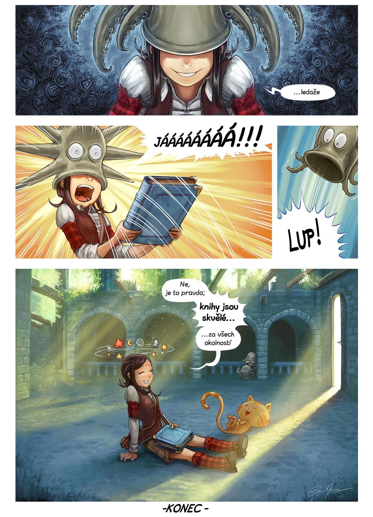 26. díl: Knihy jsou skvělé, Page 6
