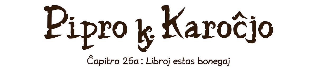 A webcomic page of Pepper&Carrot, rakonto 26 [eo], paĝo 0