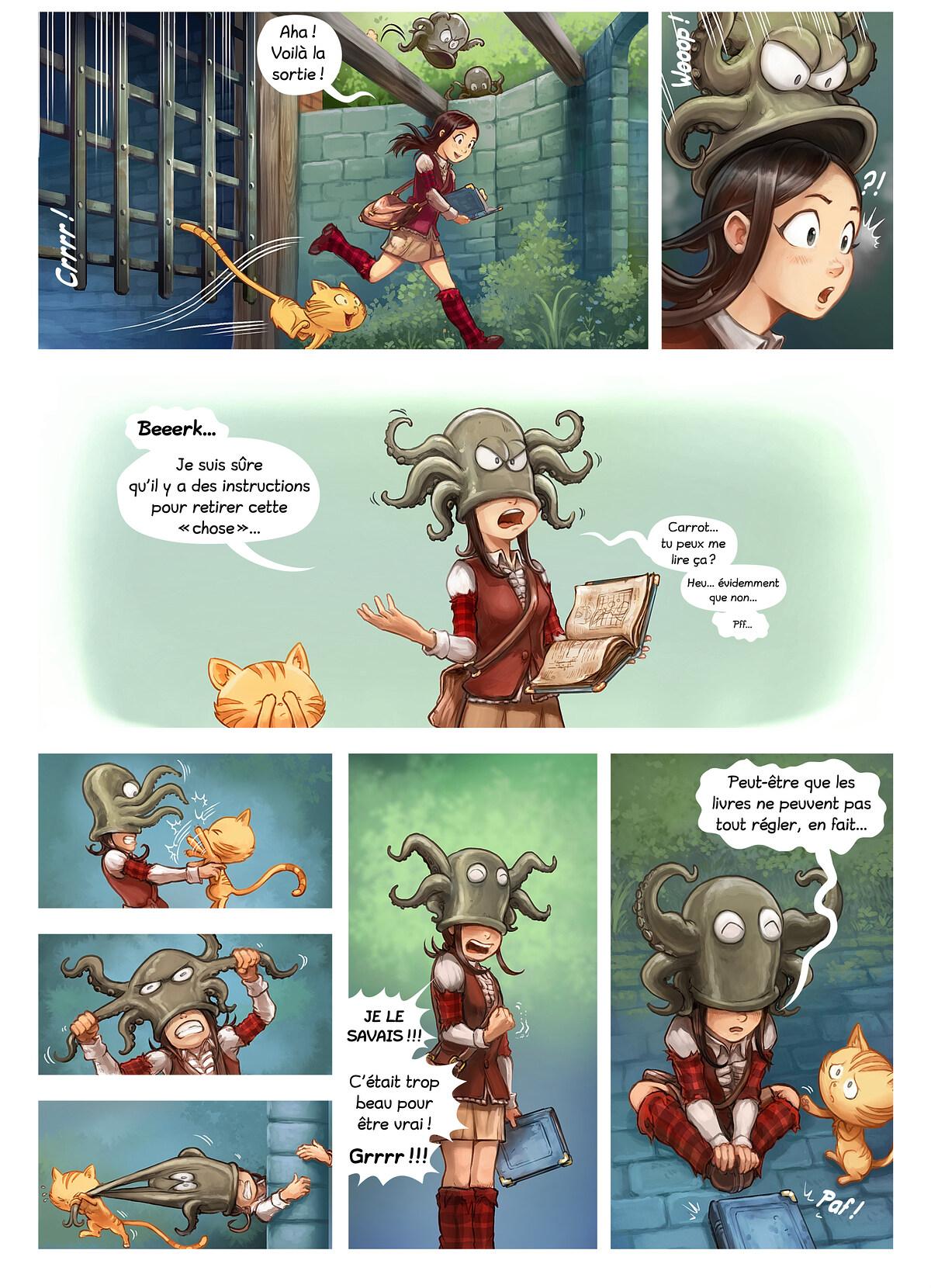 Épisode 26 : Les livres, c'est génial, Page 5