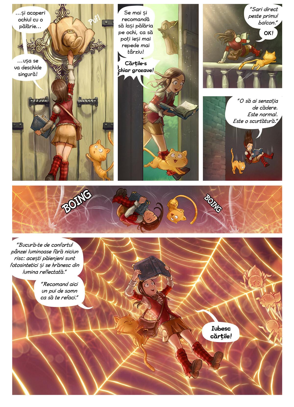 Episodul 26: Cărțile sunt grozave, Page 2