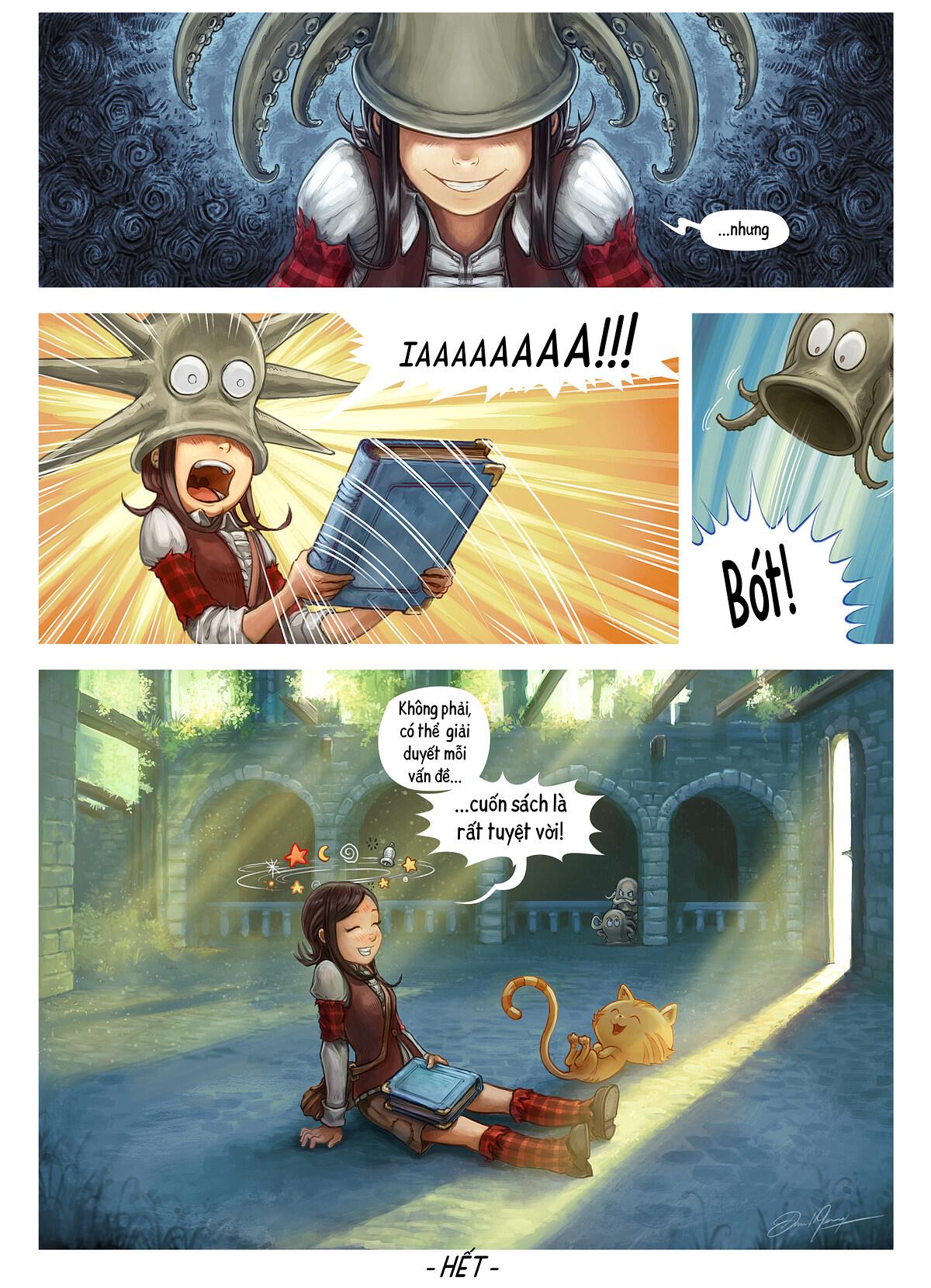 A webcomic page of Pepper&Carrot, Tập 26 [vi], trang 6