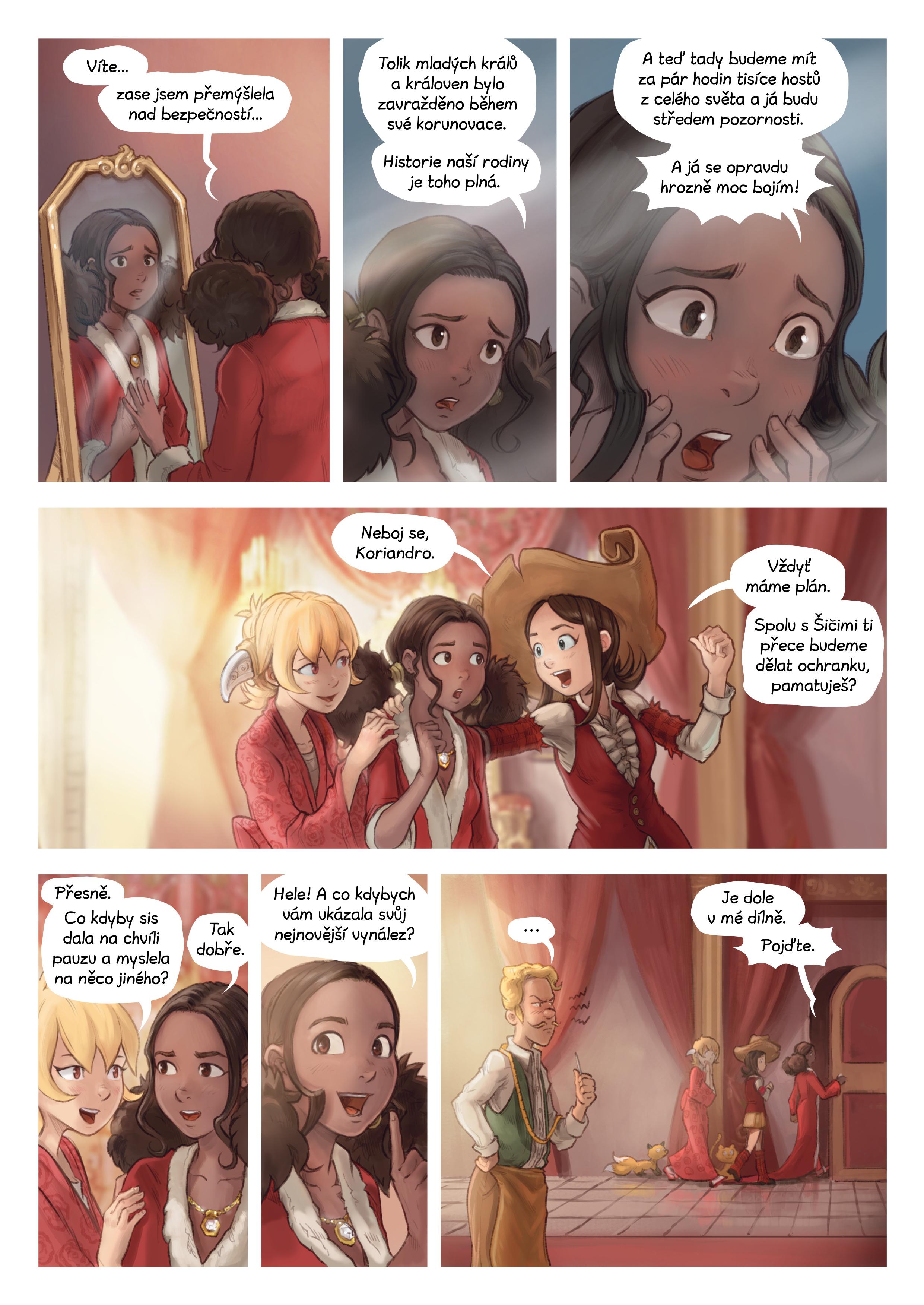 27. díl: Koriandřin vynález, Page 2