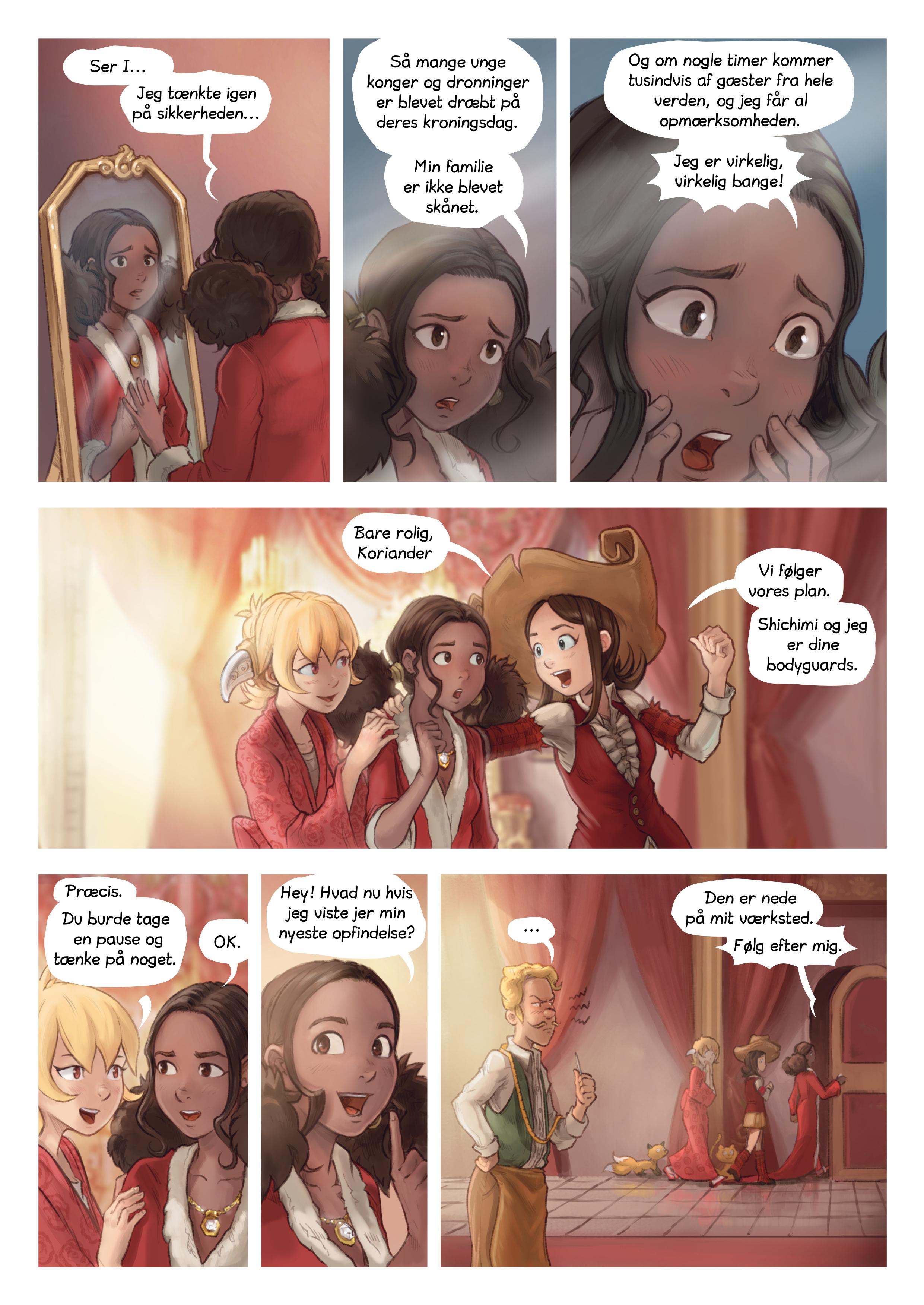 Episode 27: Korianders opfindelse, Page 2