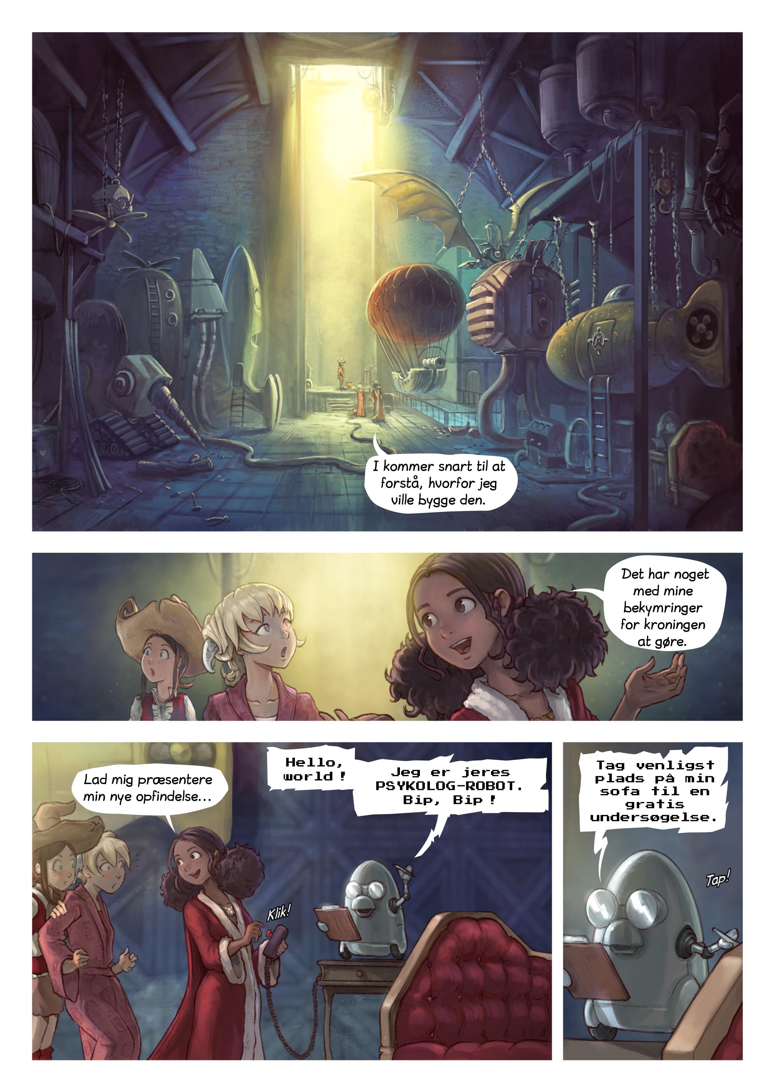 Episode 27: Korianders opfindelse, Page 3