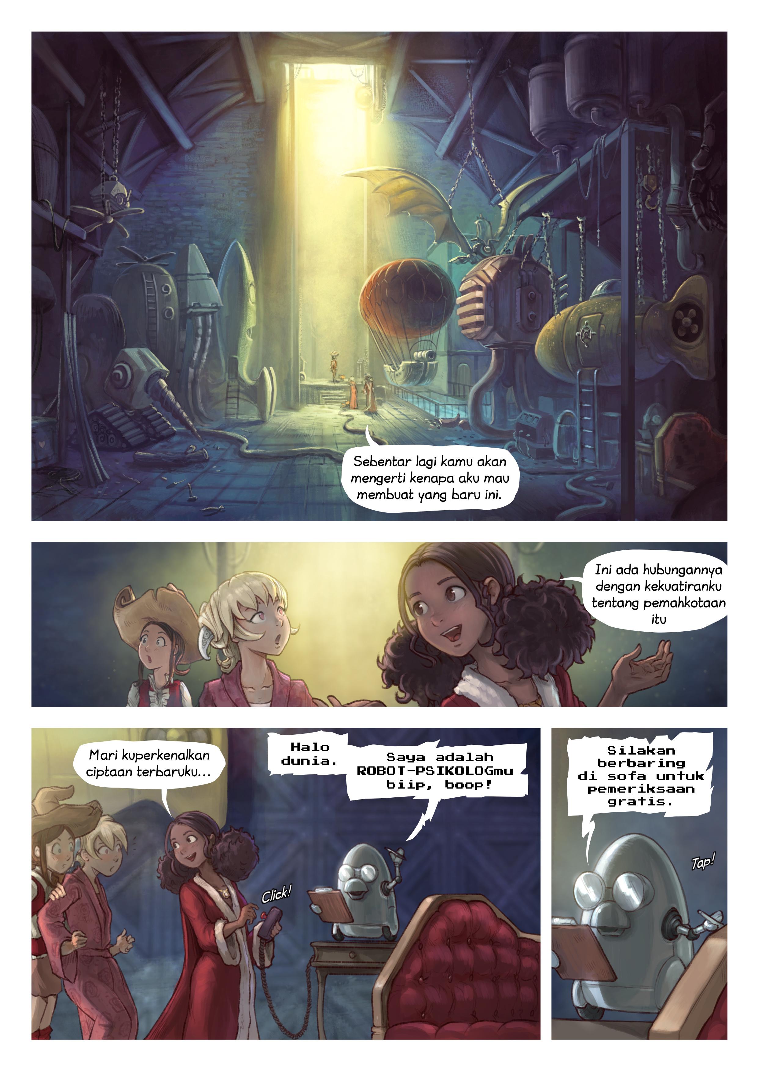 Episode 27: Penemuan Coriander, Page 3
