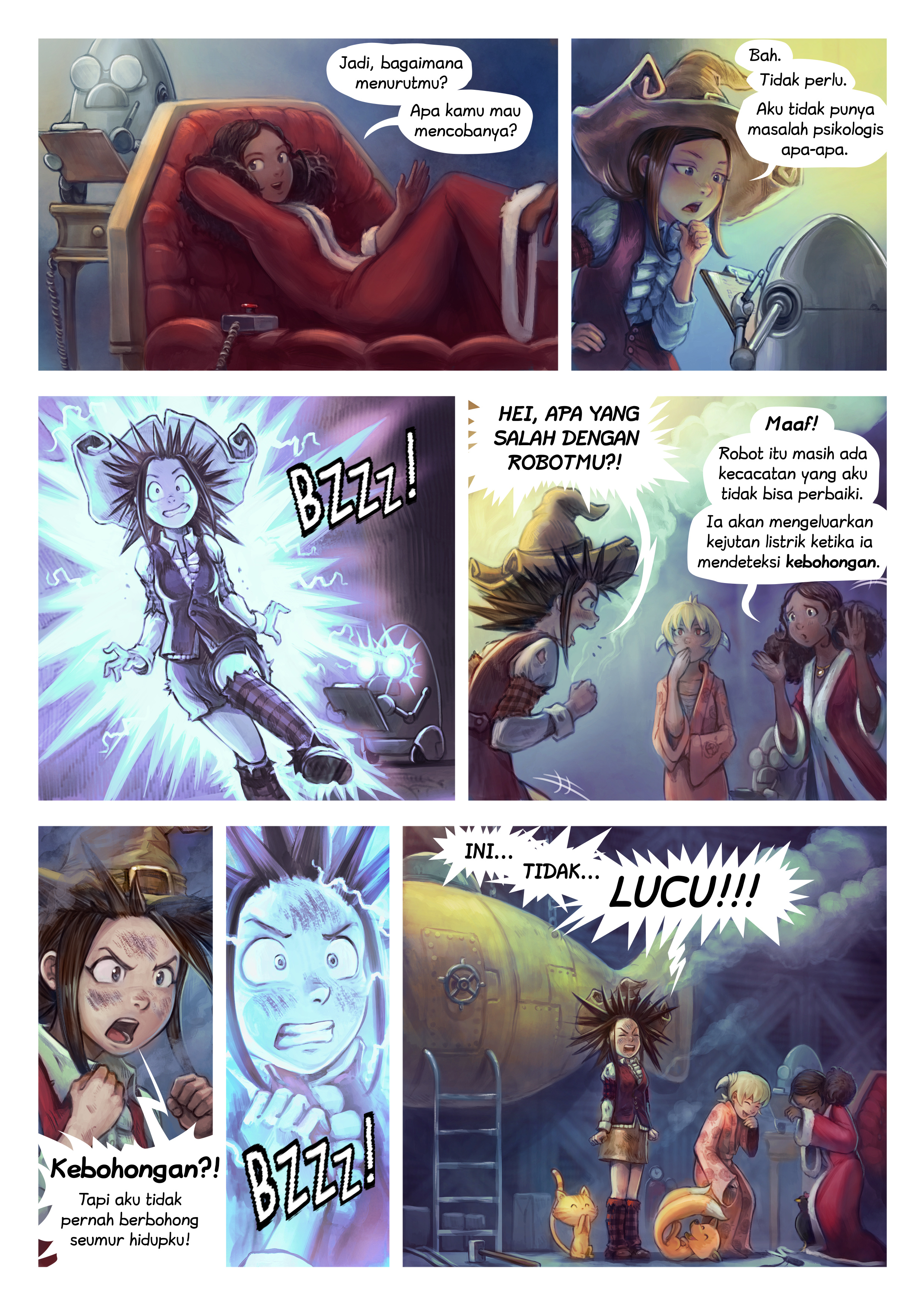 Episode 27: Penemuan Coriander, Page 4