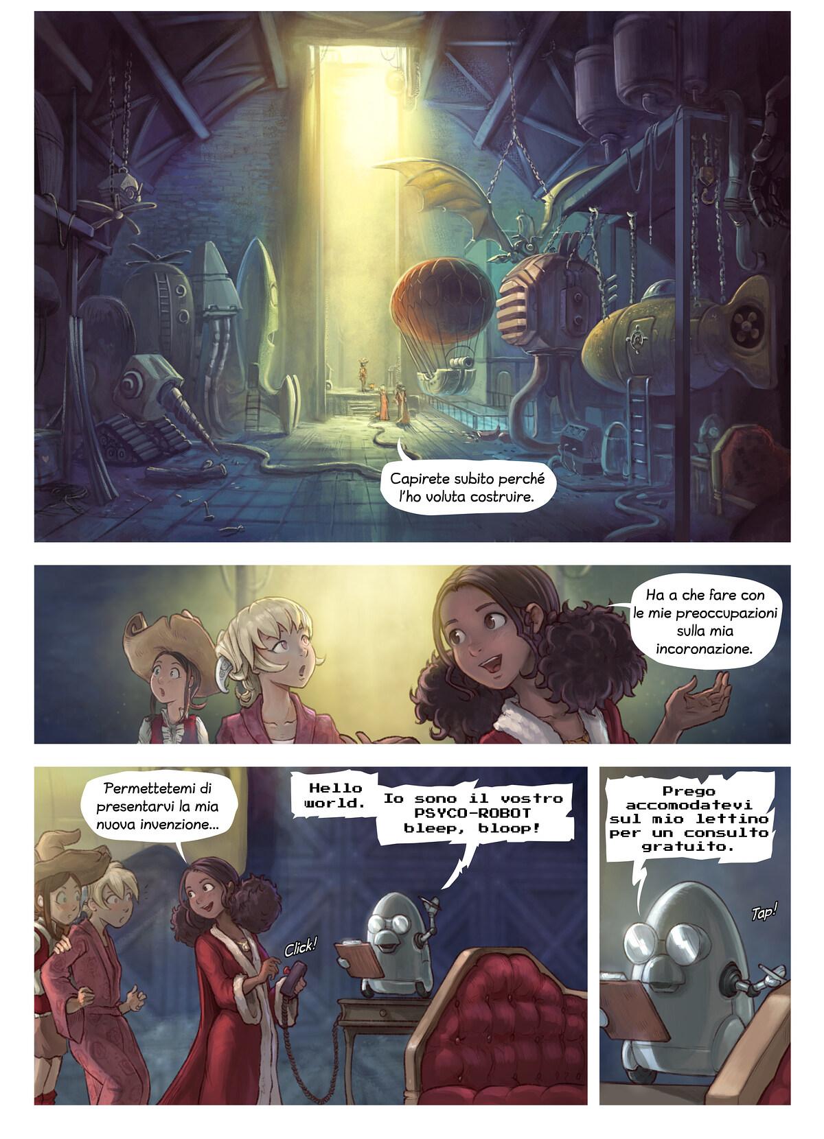 Episodio 27: L'invenzione di Coriandolo, Page 3