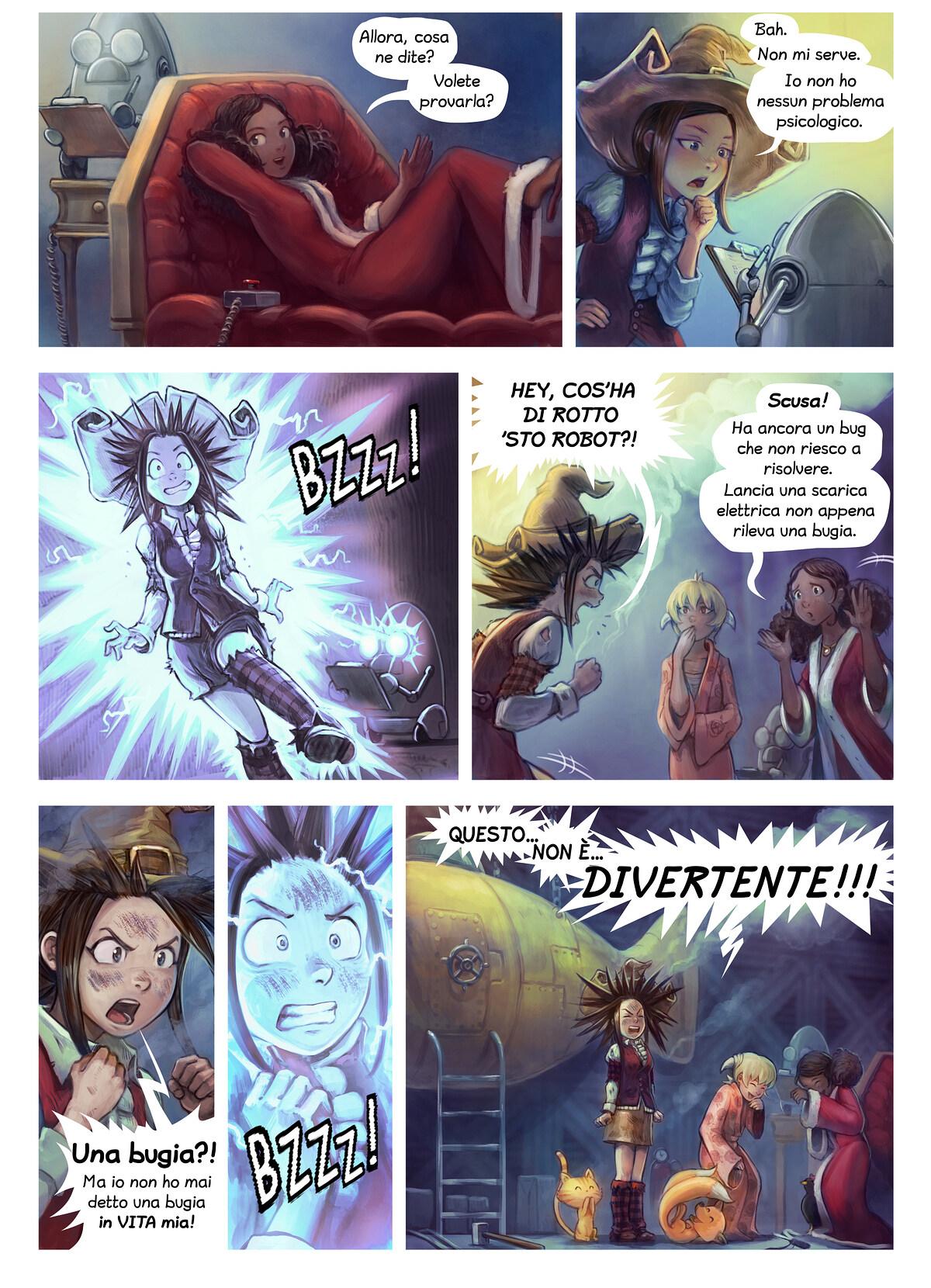 Episodio 27: L'invenzione di Coriandolo, Page 4