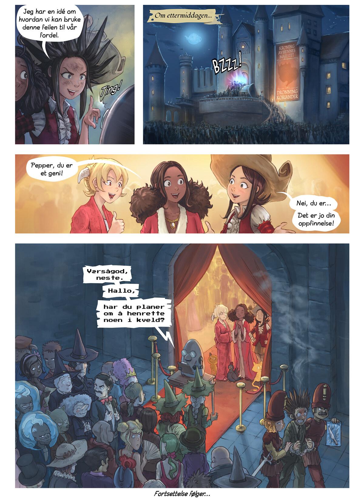 Episode 27: Korianders oppfinnelse, Page 6