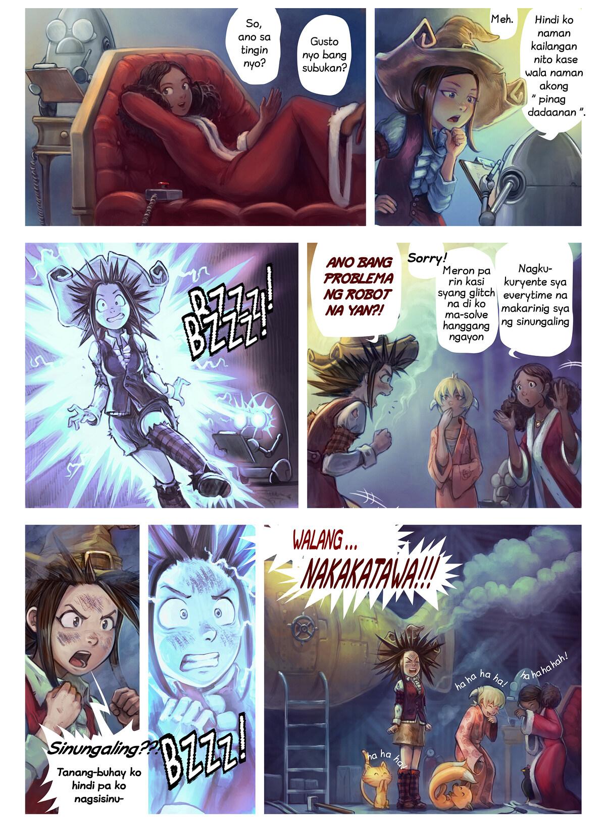 Episode 27: Coriander's Invention, Page 4