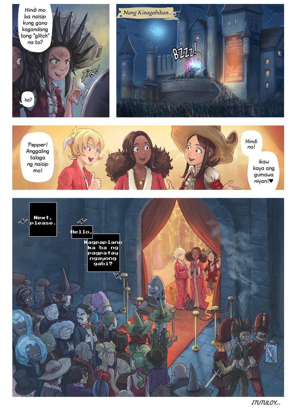 Episode 27: Coriander's Invention, Page 6
