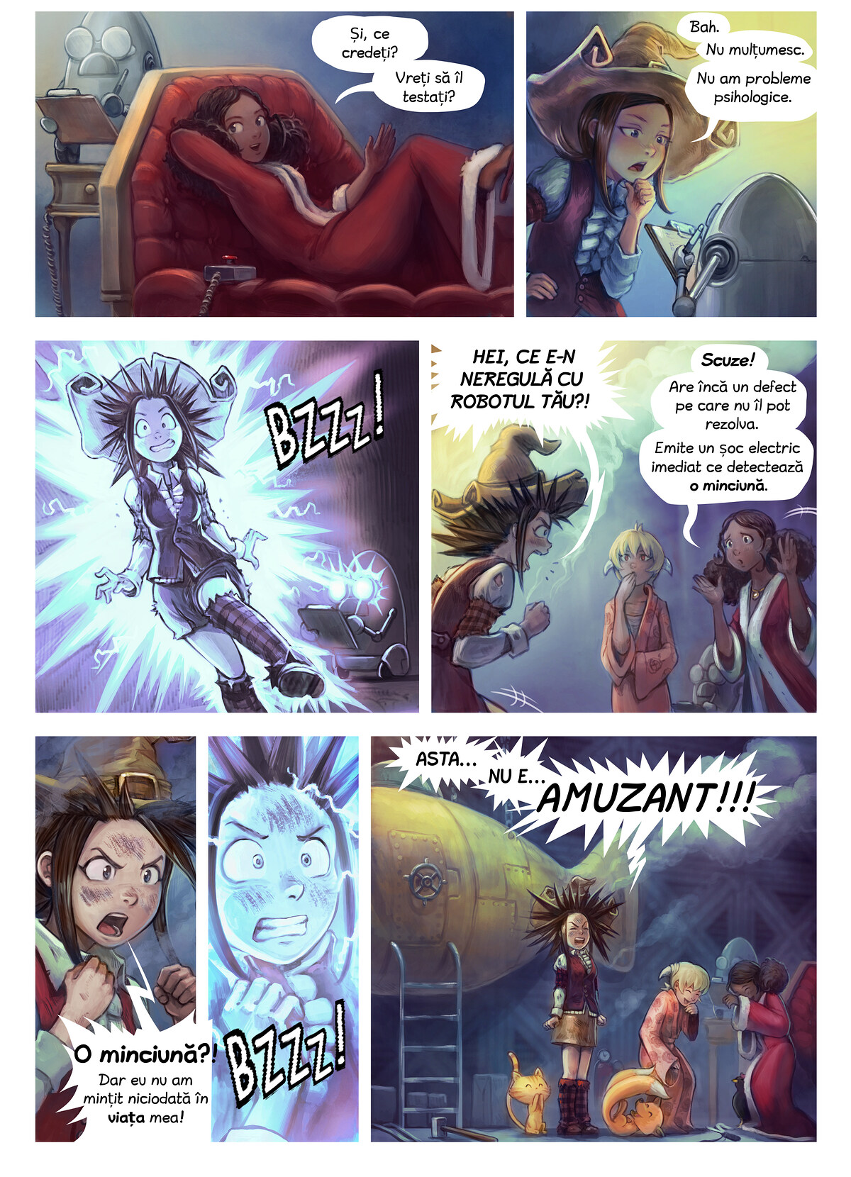 Episodul 27: Invenția lui Coriander, Page 4