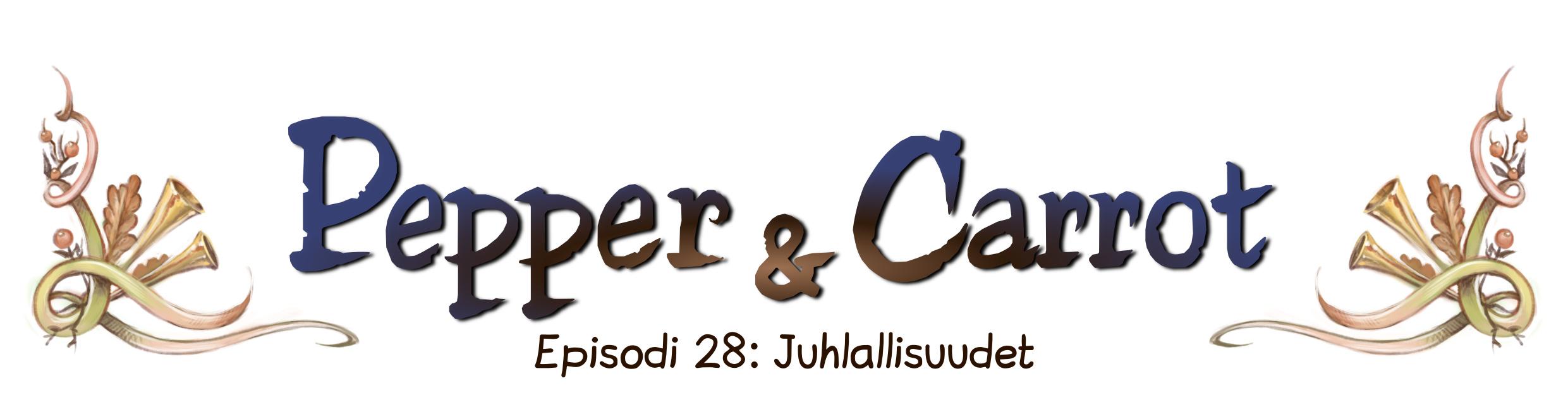 Episodi 28: Juhlallisuudet