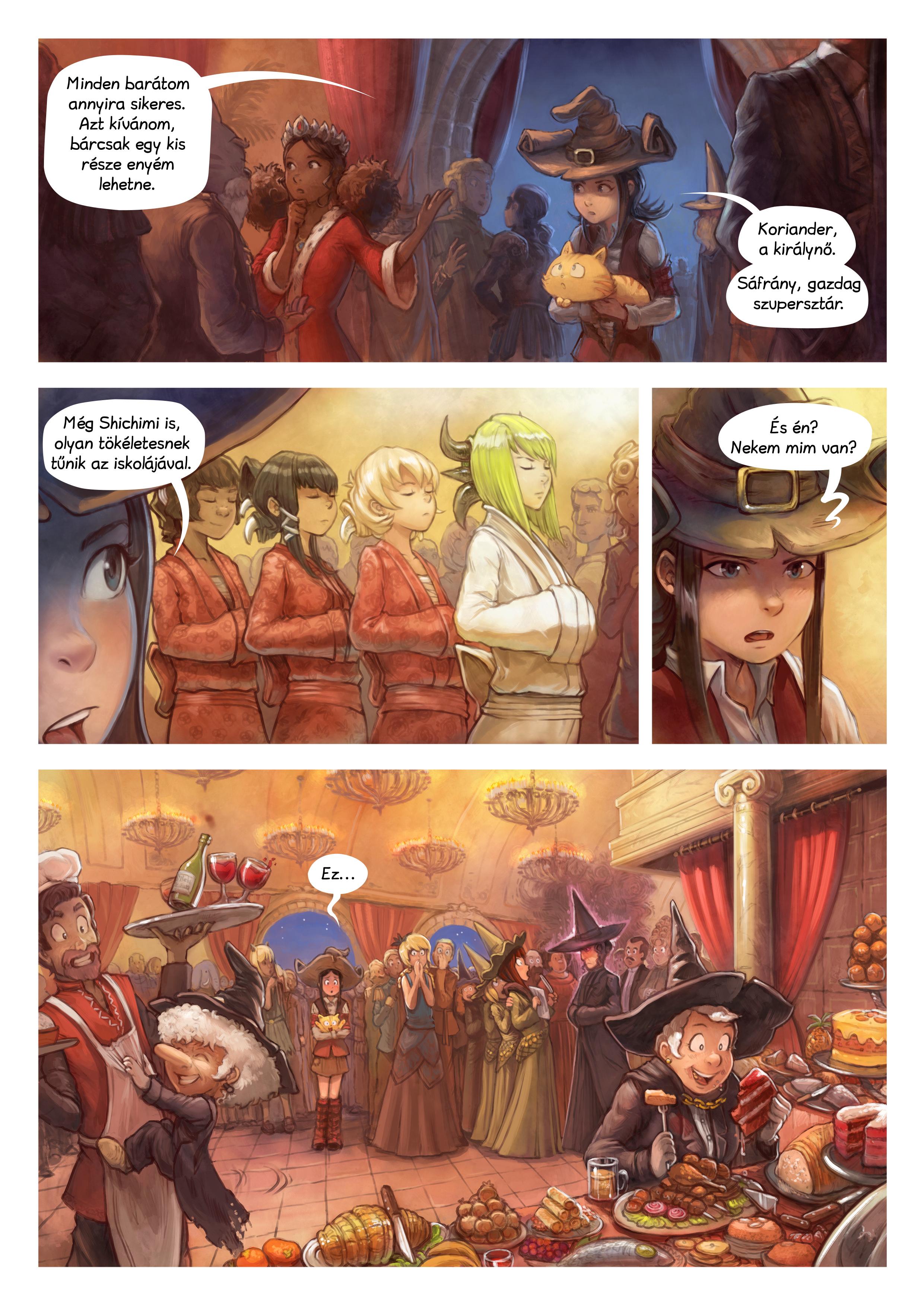 28. rész: Az ünnepségek, Page 5