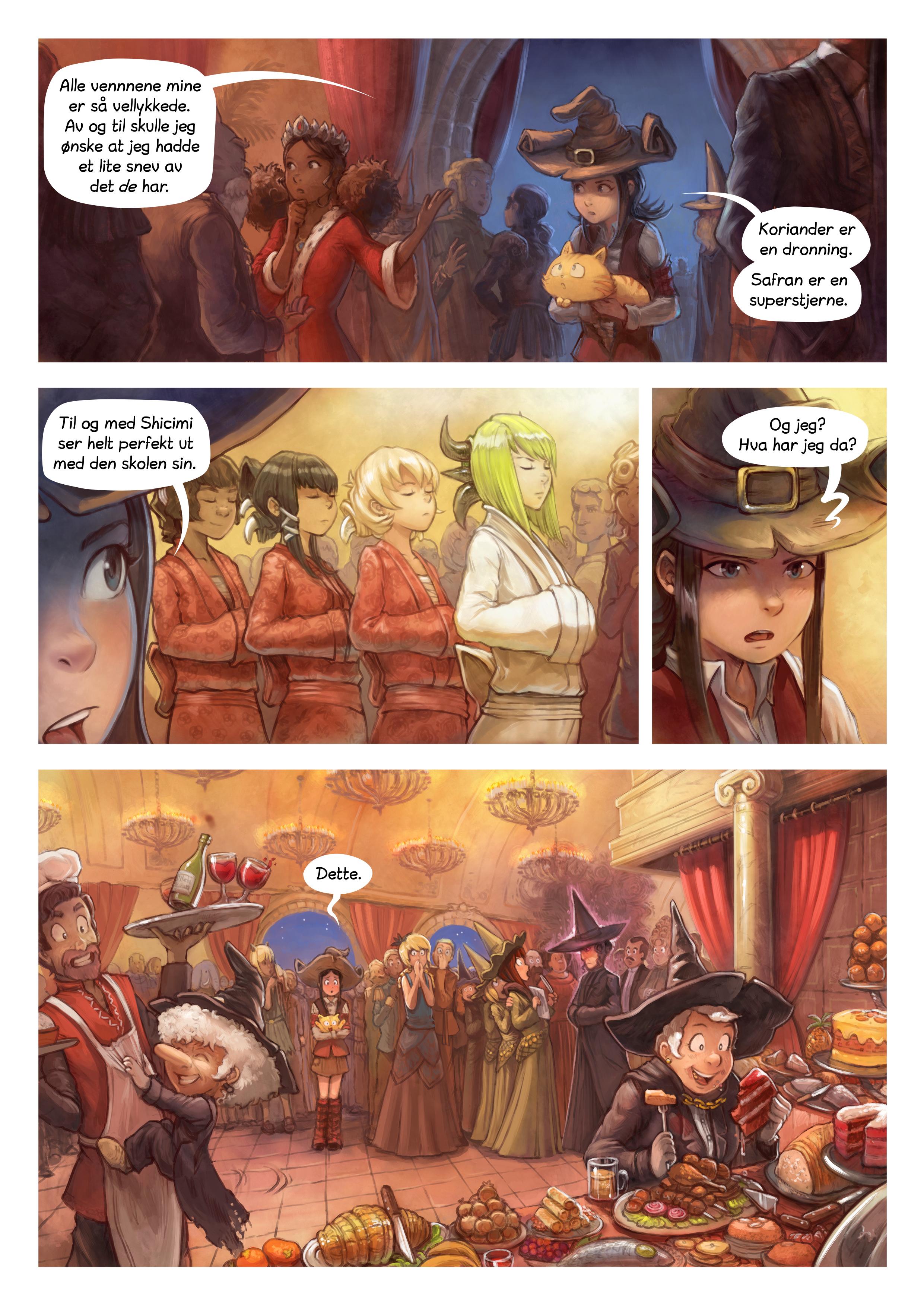 Episode 28: Festlighetene, Page 5