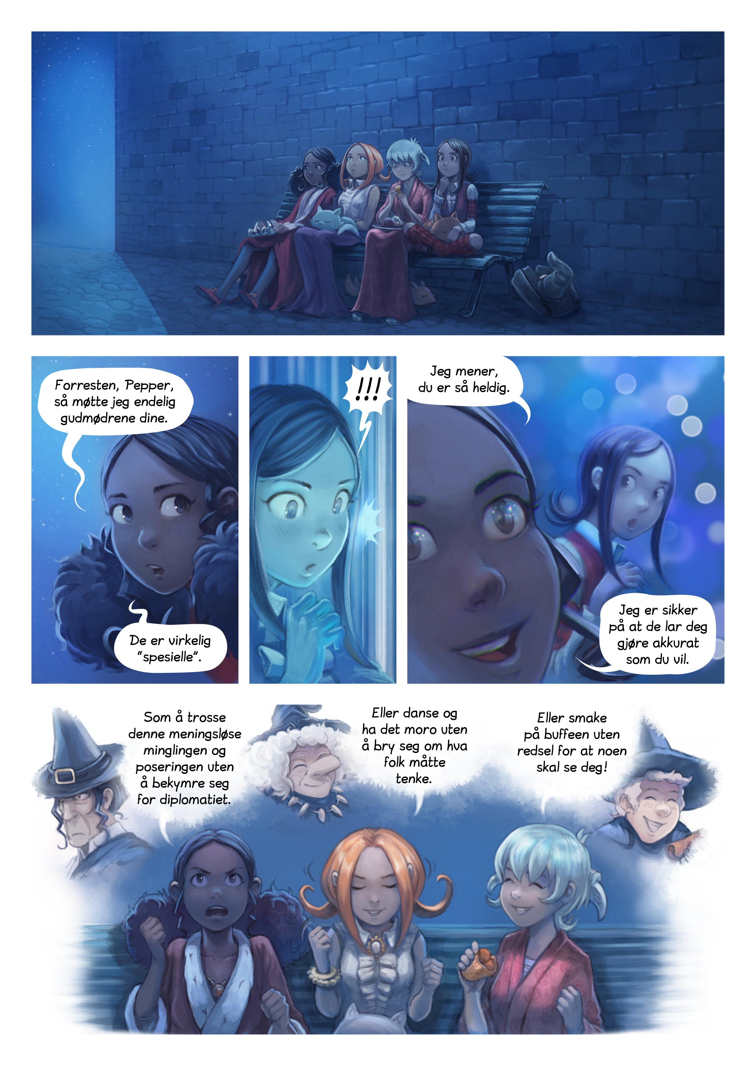 Episode 28: Festlighetene, Page 8