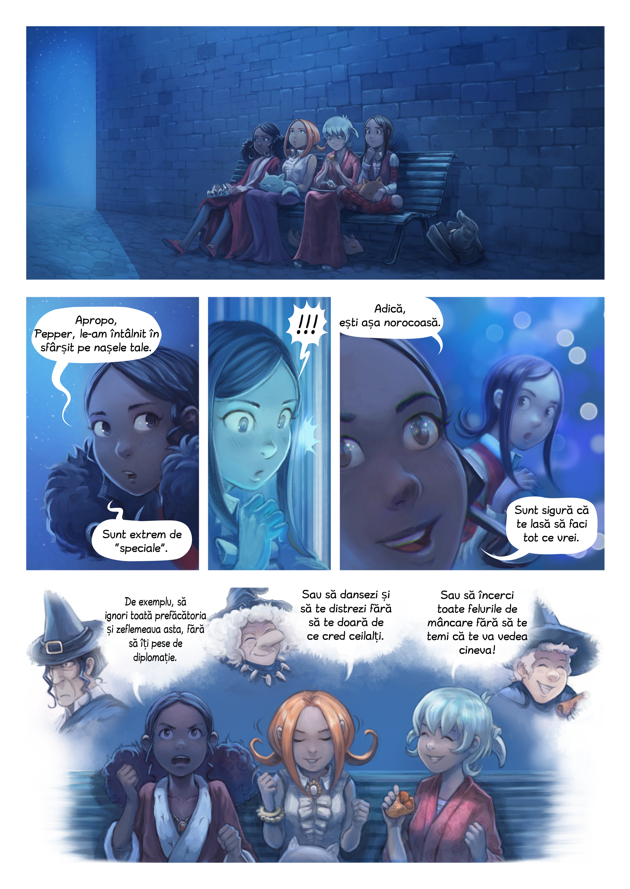 Episodul 28: Festivitățile, Page 8