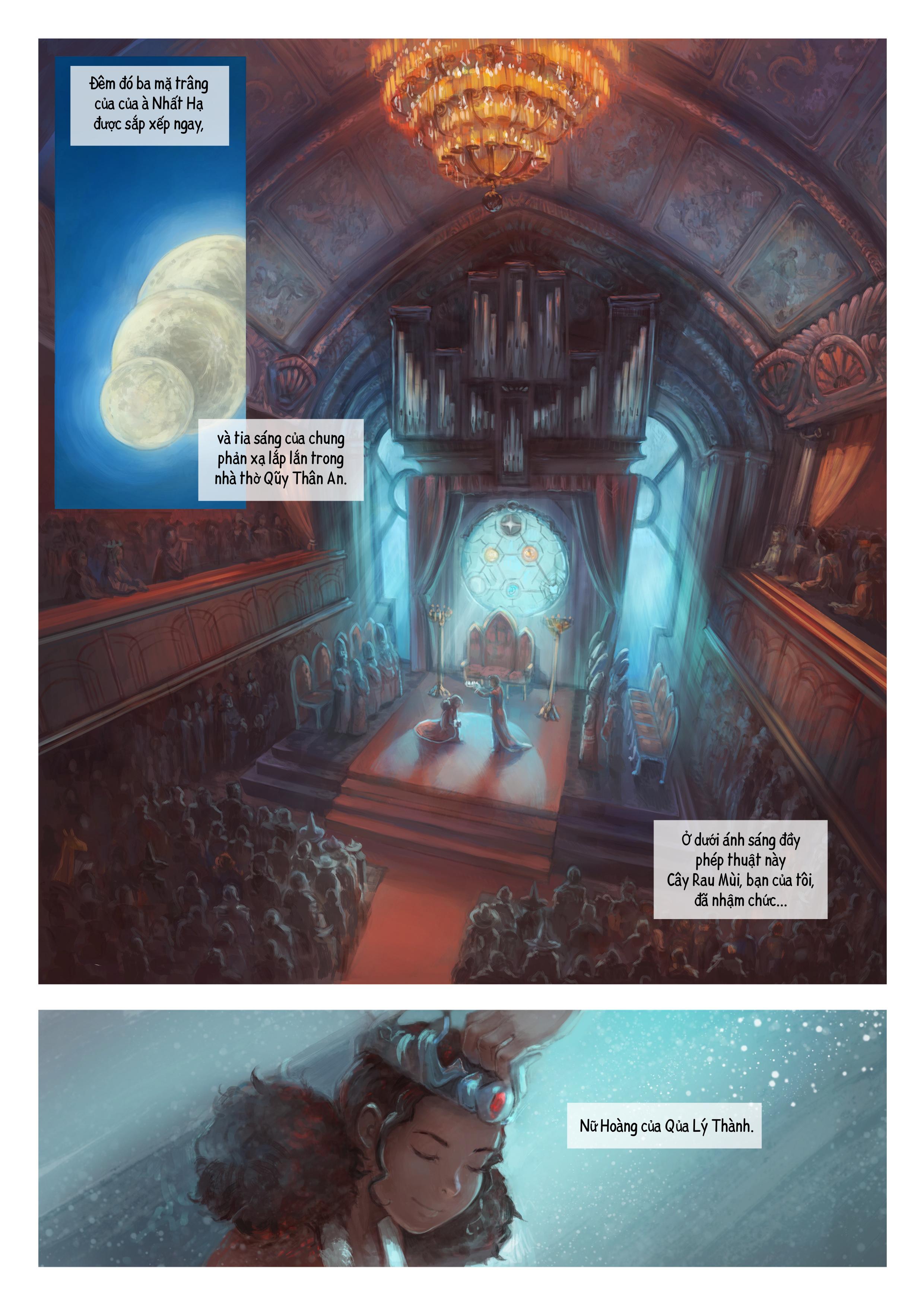 Tập 28: Đám Tiệc, Trang 1