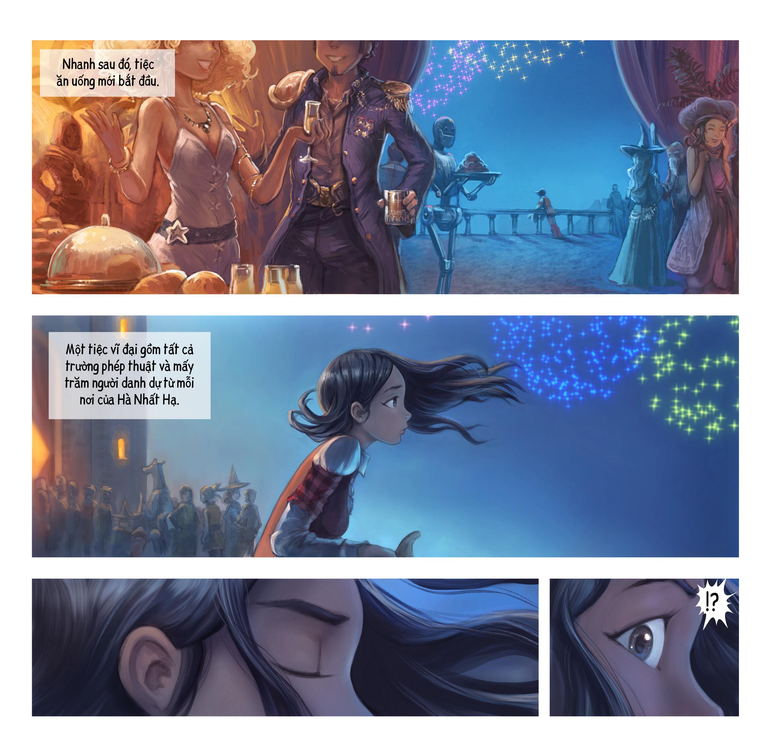 Tập 28: Đám Tiệc, Trang 3