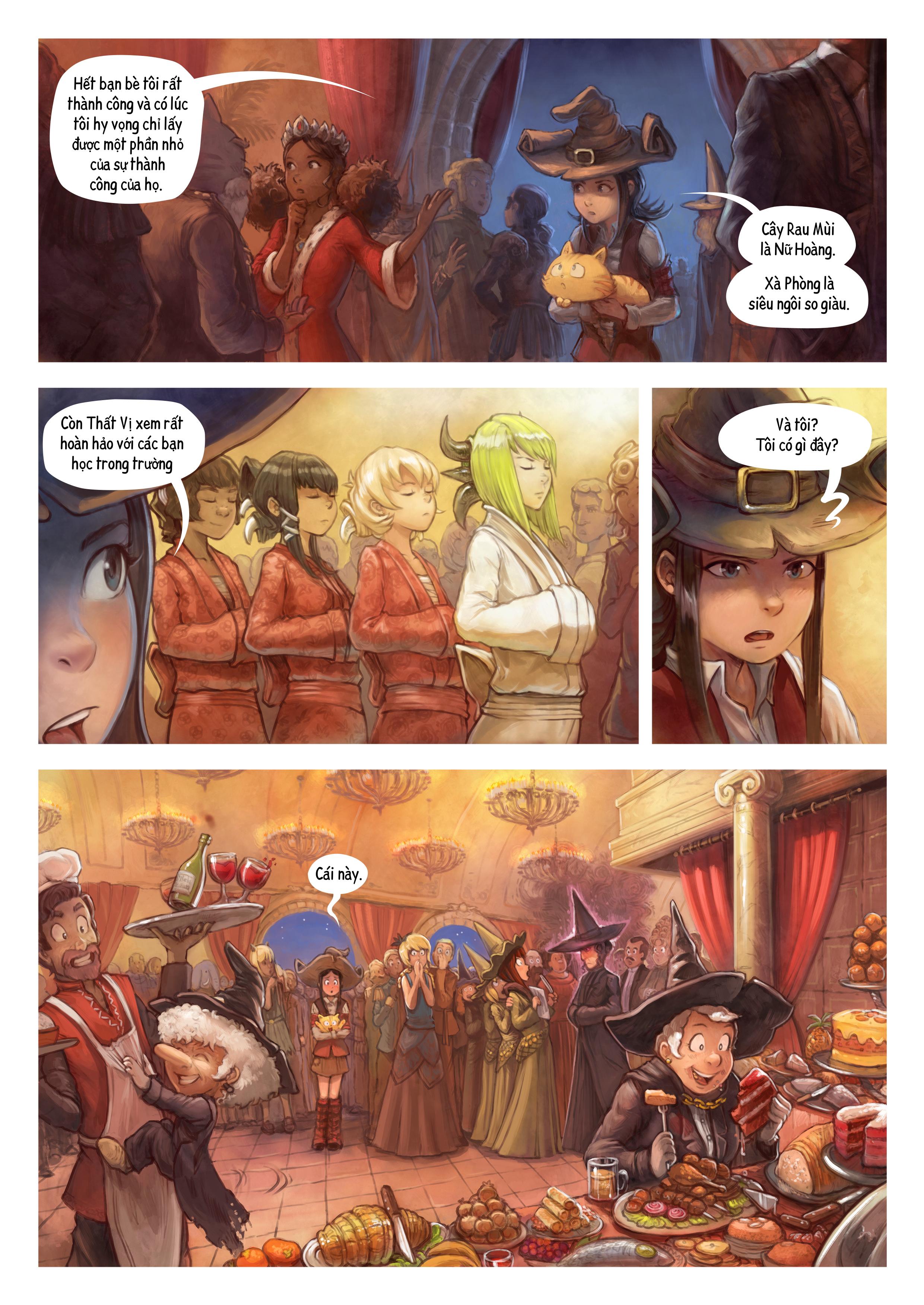 Tập 28: Đám Tiệc, Trang 5