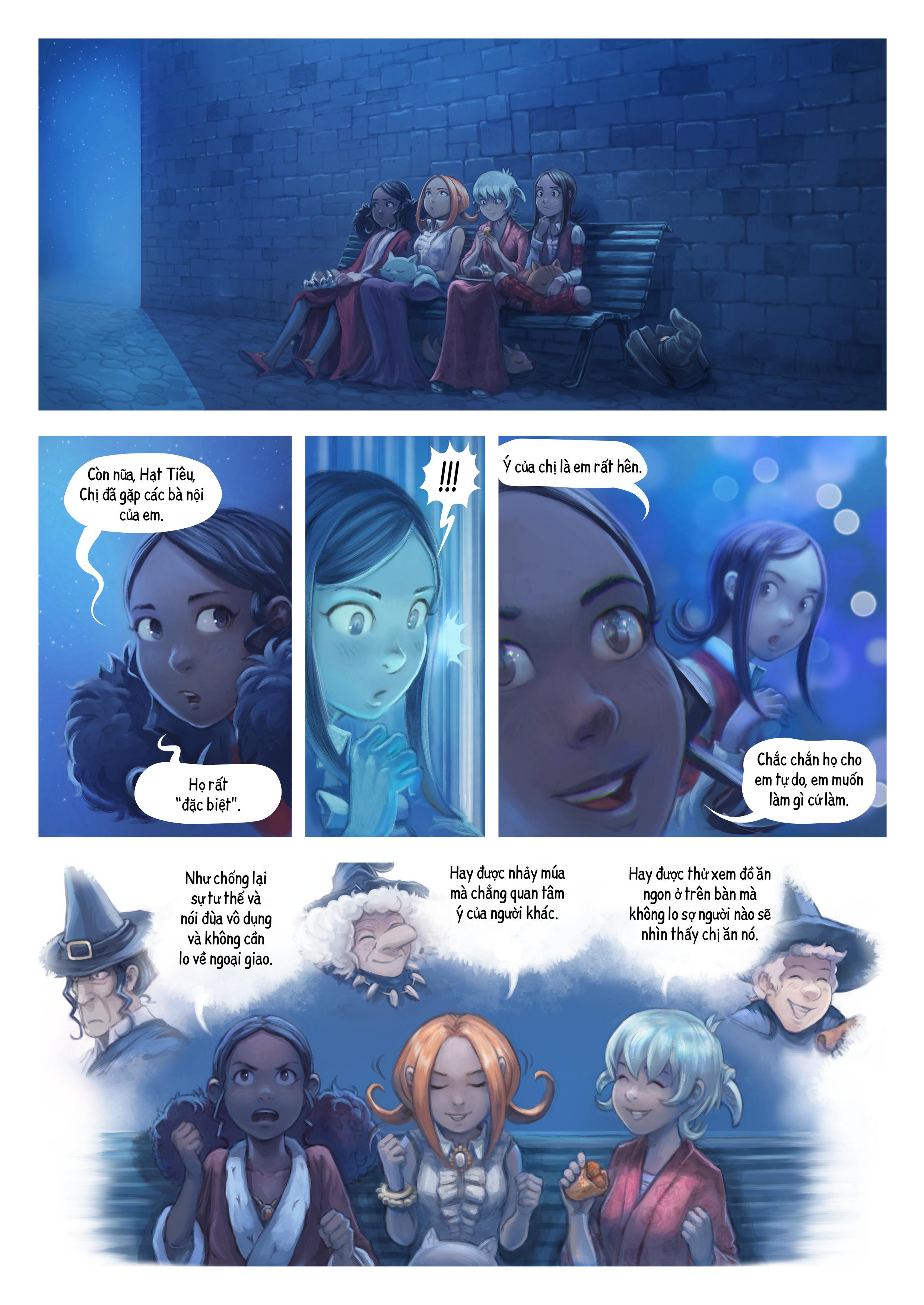 Tập 28: Đám Tiệc, Trang 8