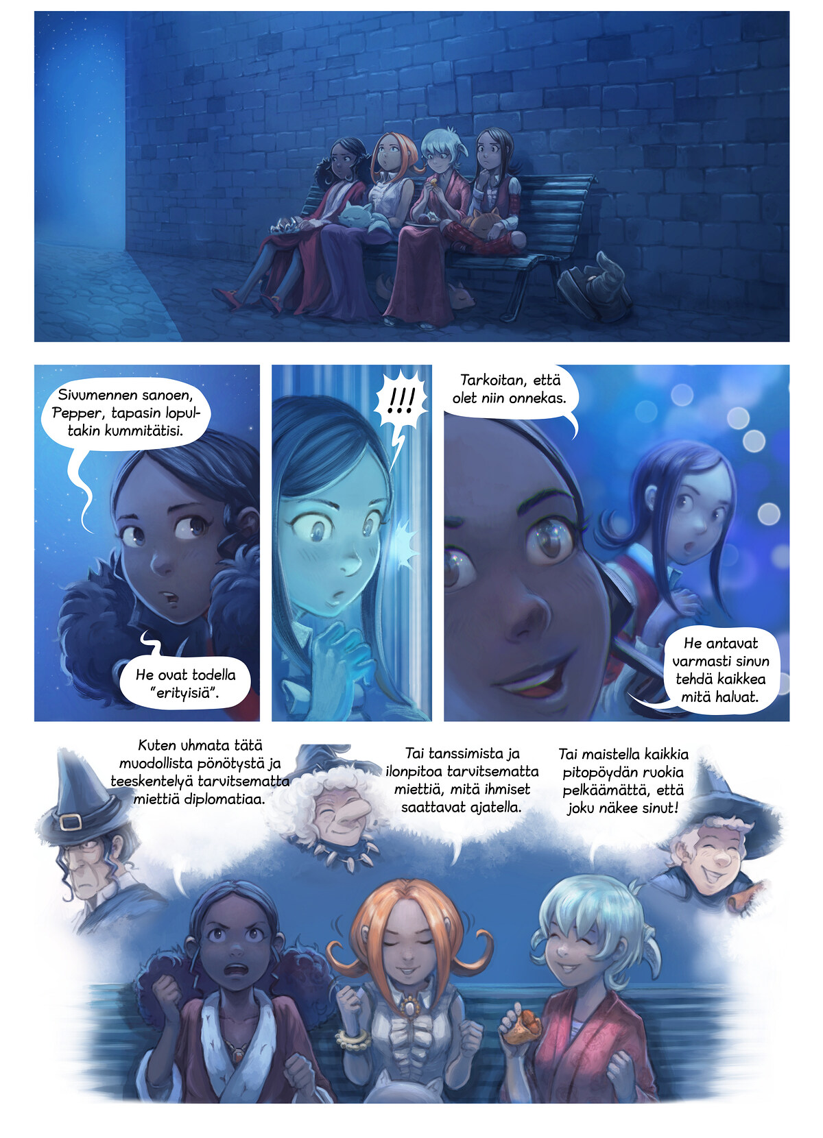 Episodi 28: Juhlallisuudet, Page 8