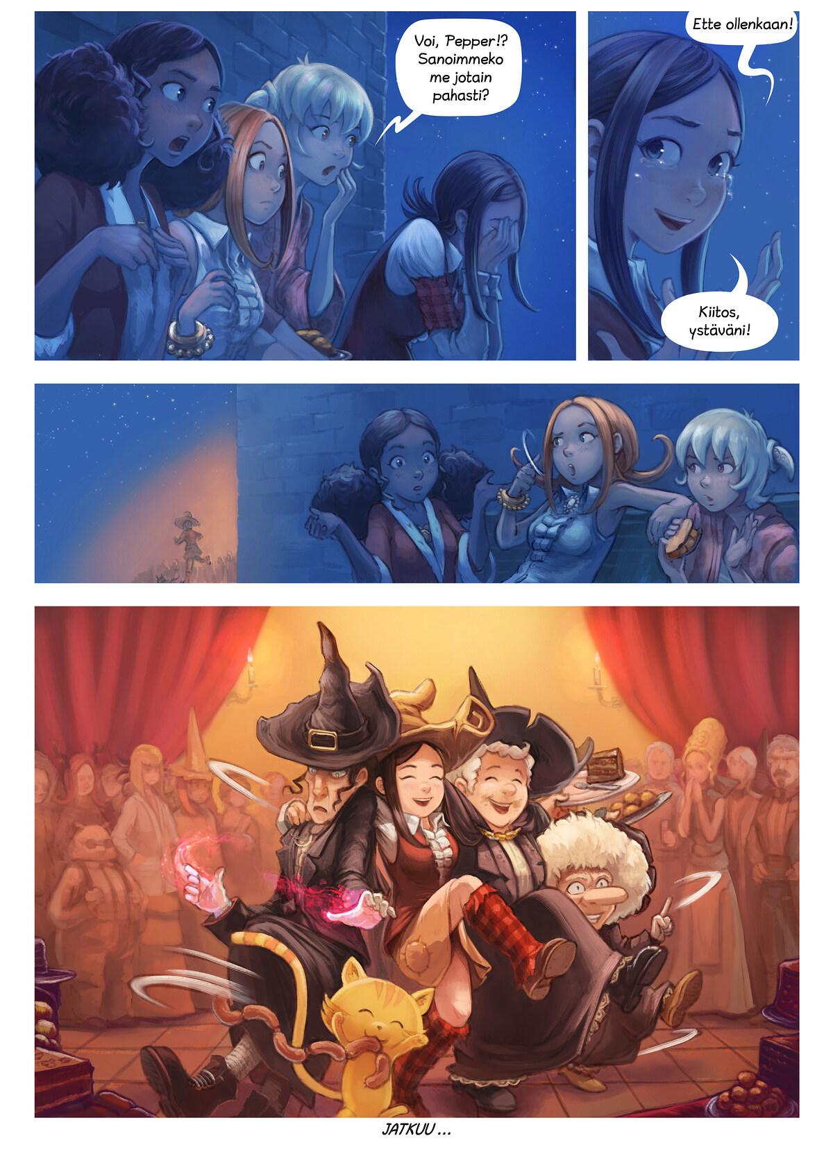 Episodi 28: Juhlallisuudet, Page 9