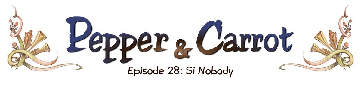 Episode 28: Si Nobody