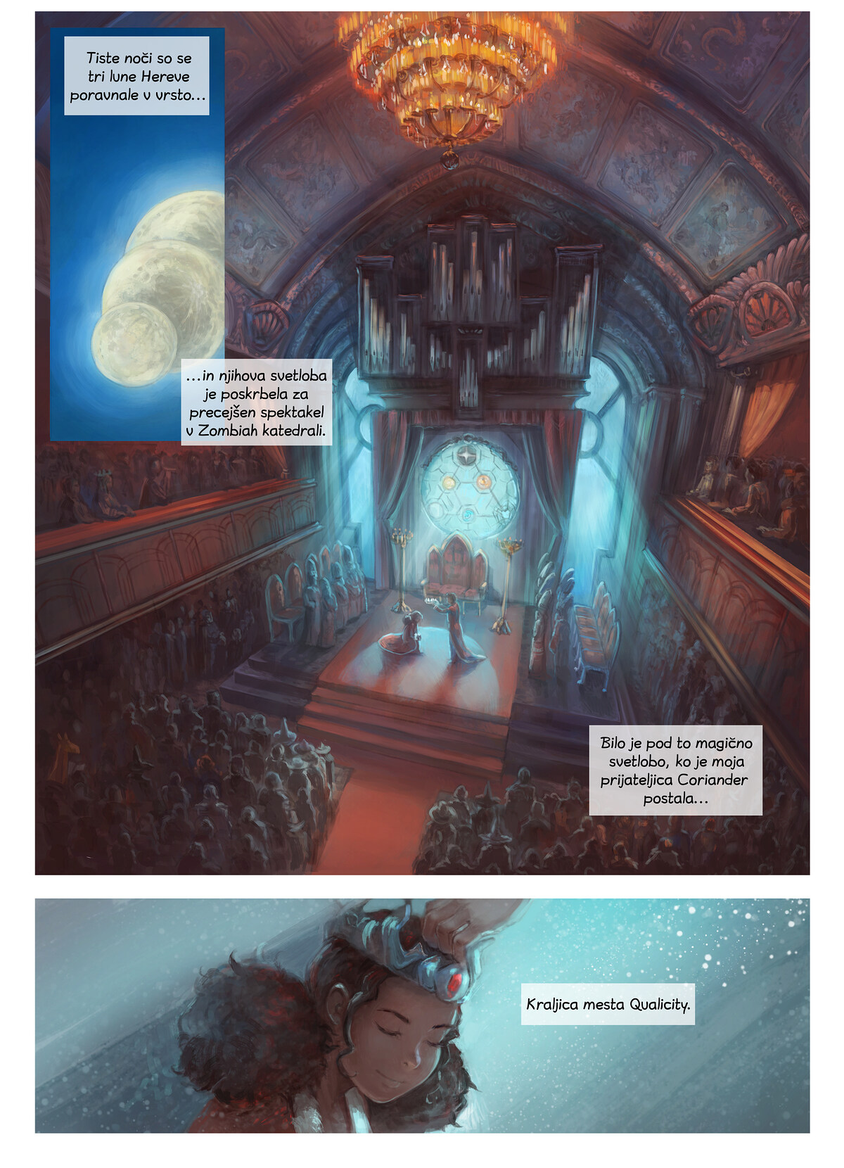 Epizoda 28: Svečanost, Page 1