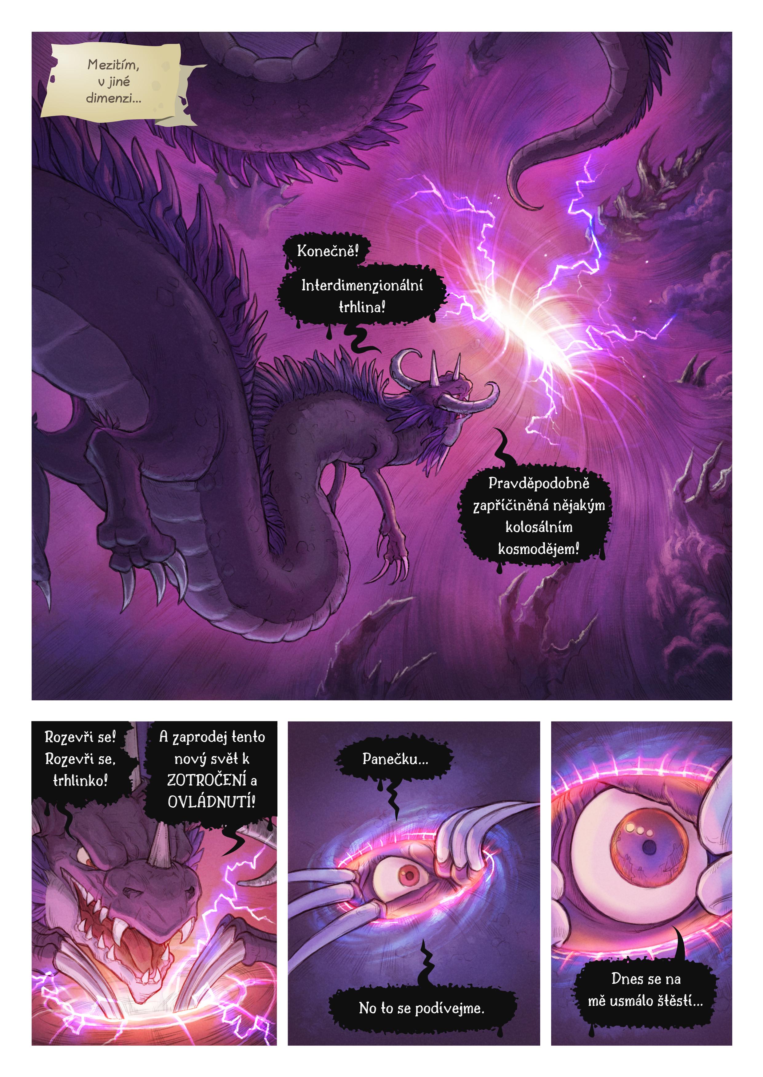 29. díl: Ničitel světů, Page 1