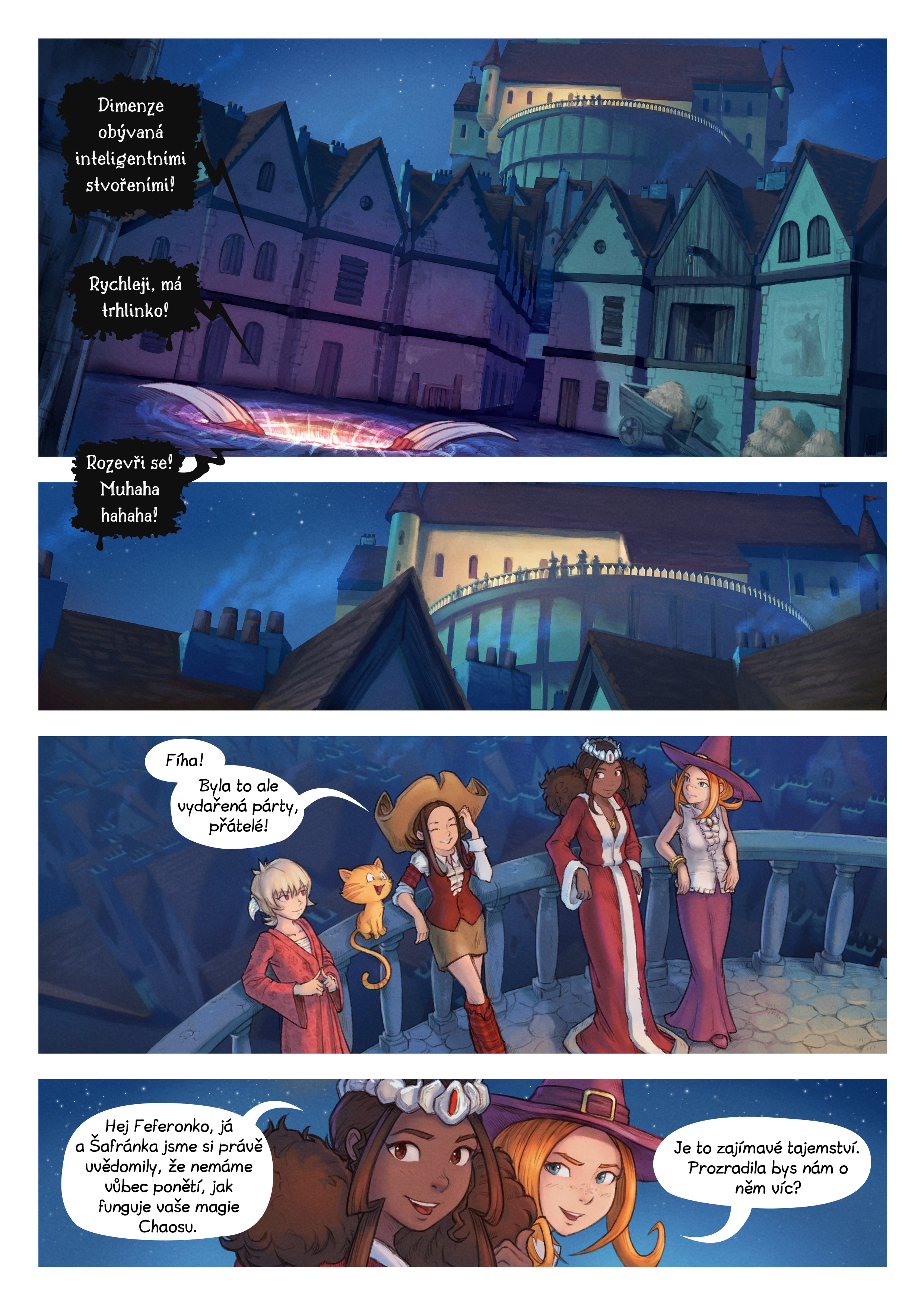 29. díl: Ničitel světů, Page 2