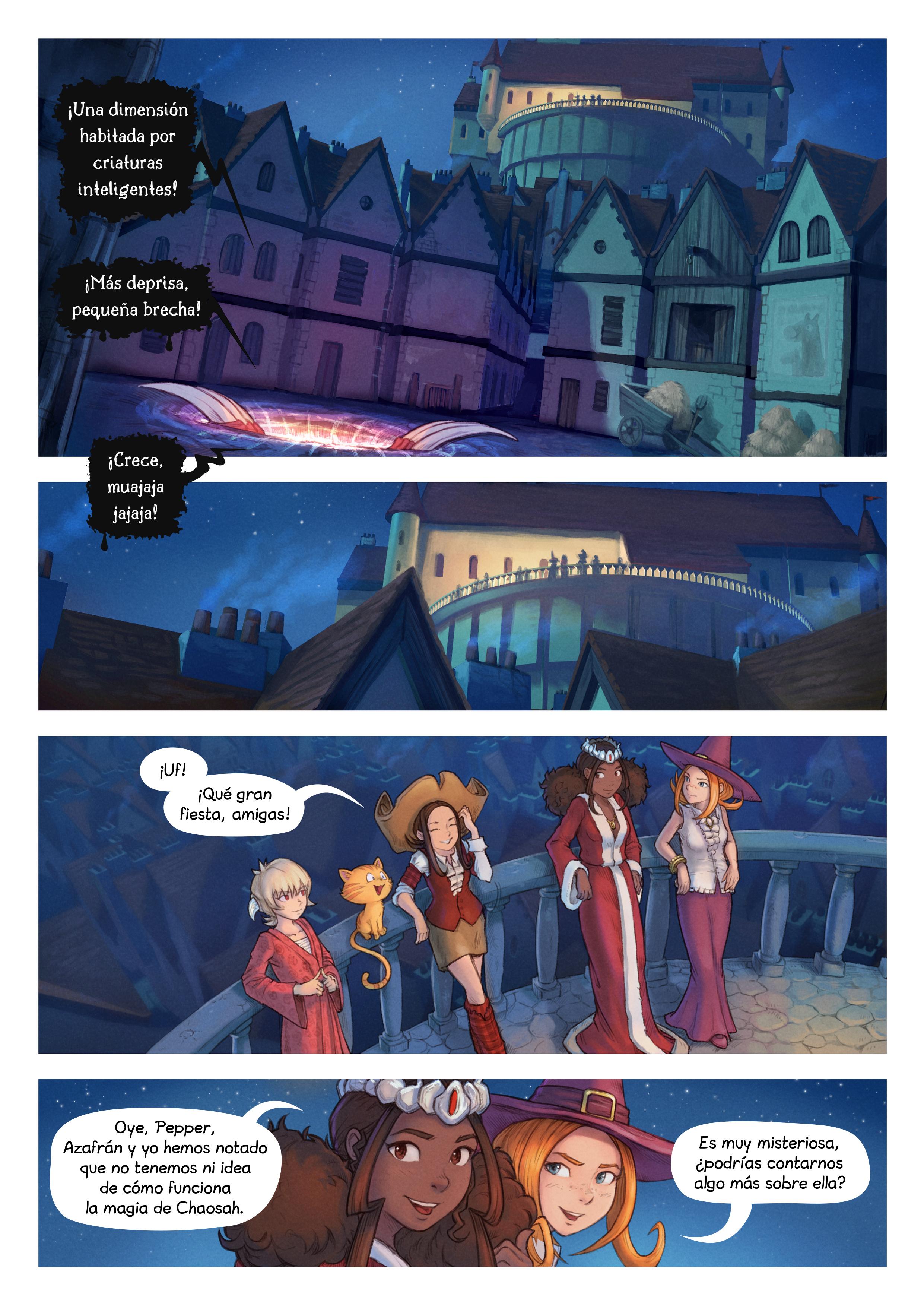 Episodio 29: El Destructor de Mundos, Page 2