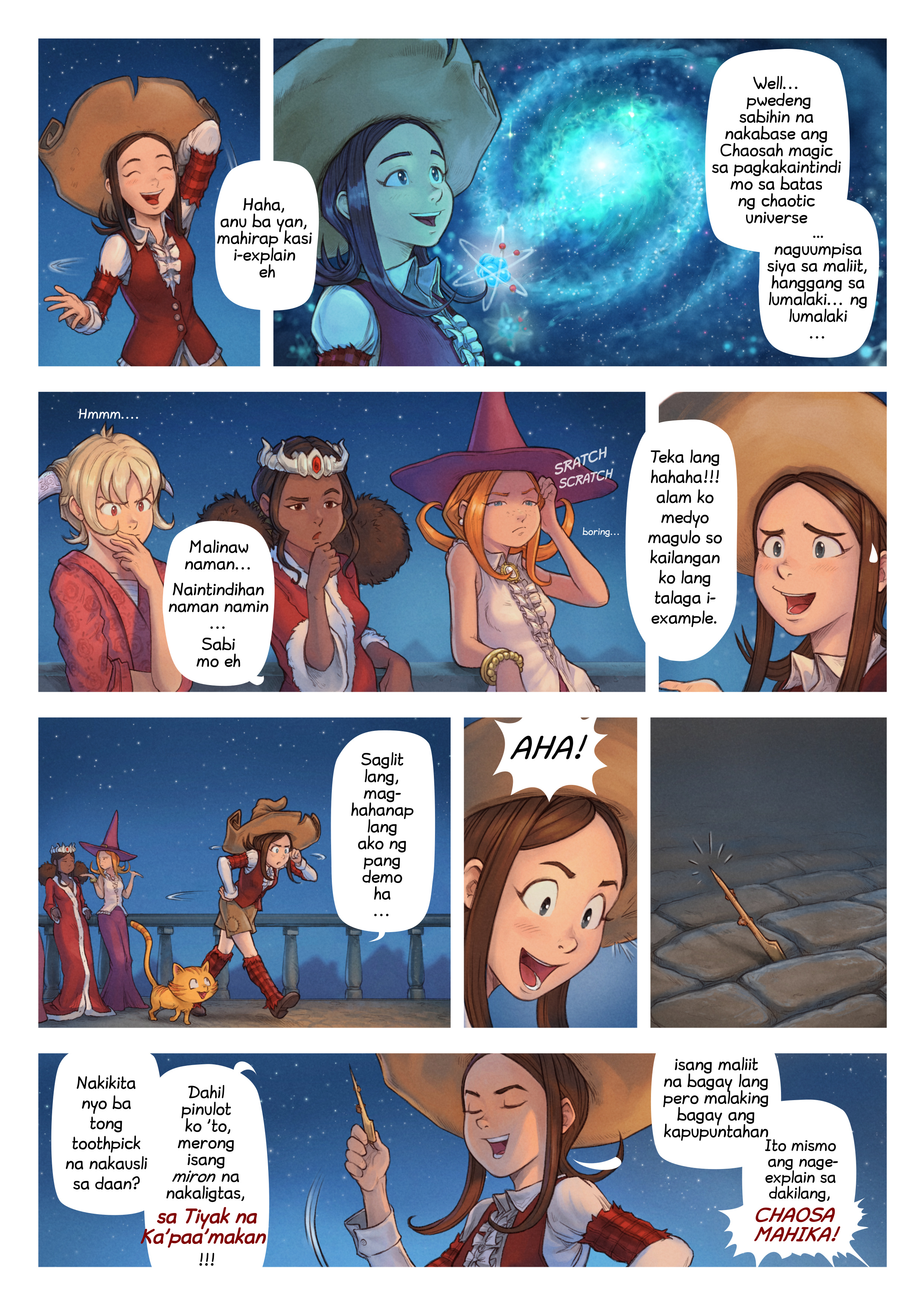 Episode 29: Destroyer of Worlds, Page 3
