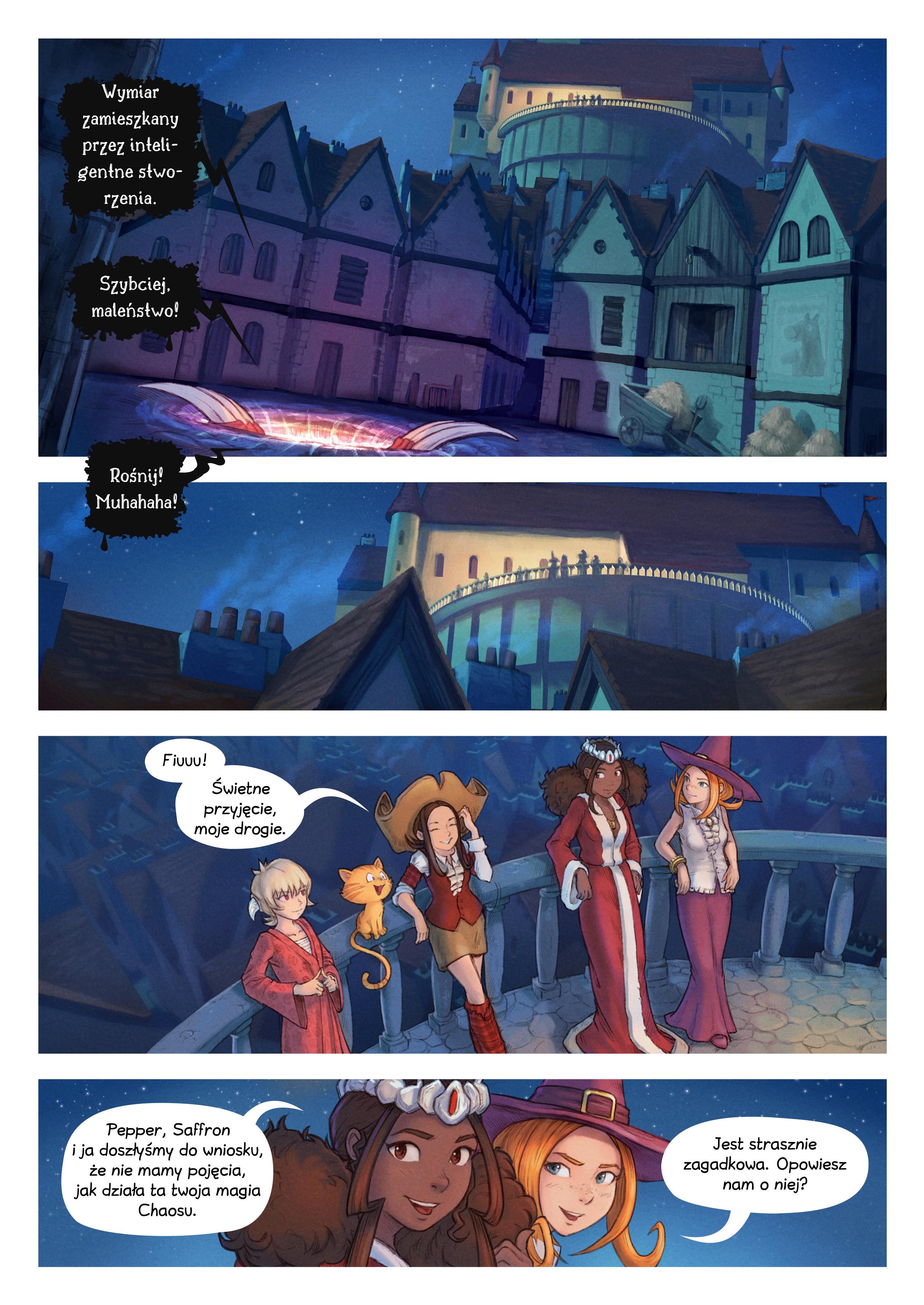 Odcinek 29: Niszczyciel światów, Page 2