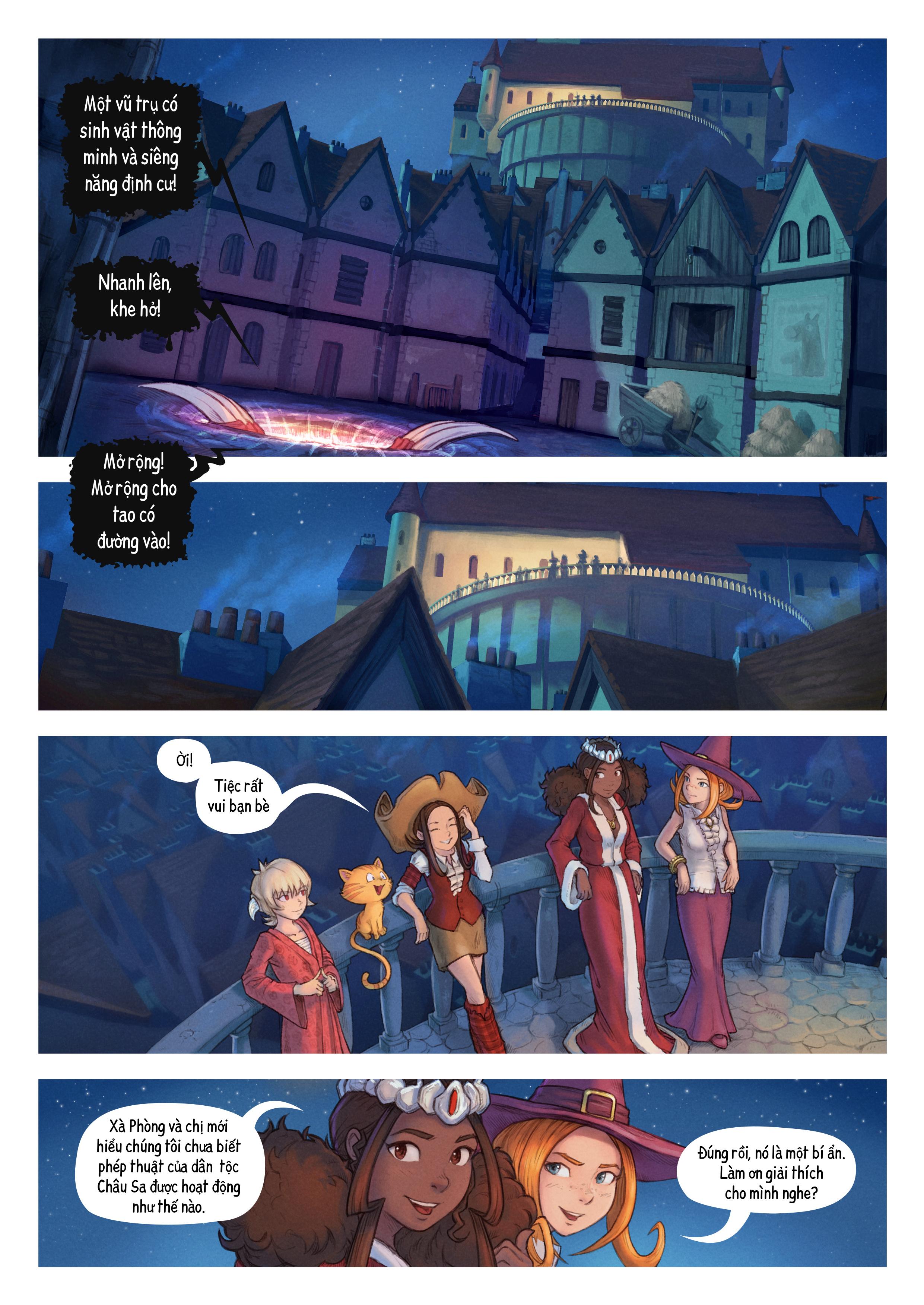 Tập 29: Kẻ Hủy Diệt Thế Giới, Trang 2