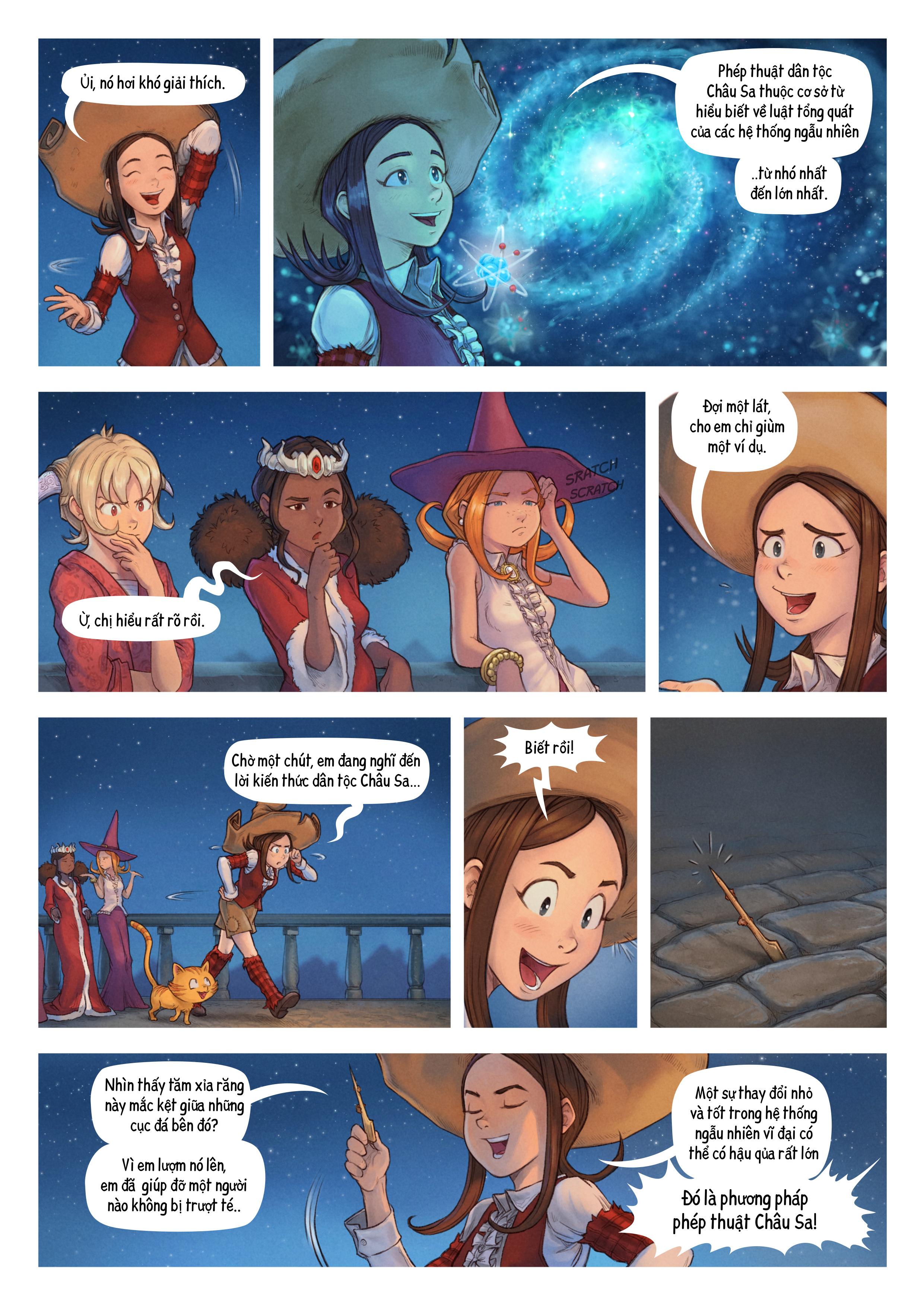 Tập 29: Kẻ Hủy Diệt Thế Giới, Trang 3