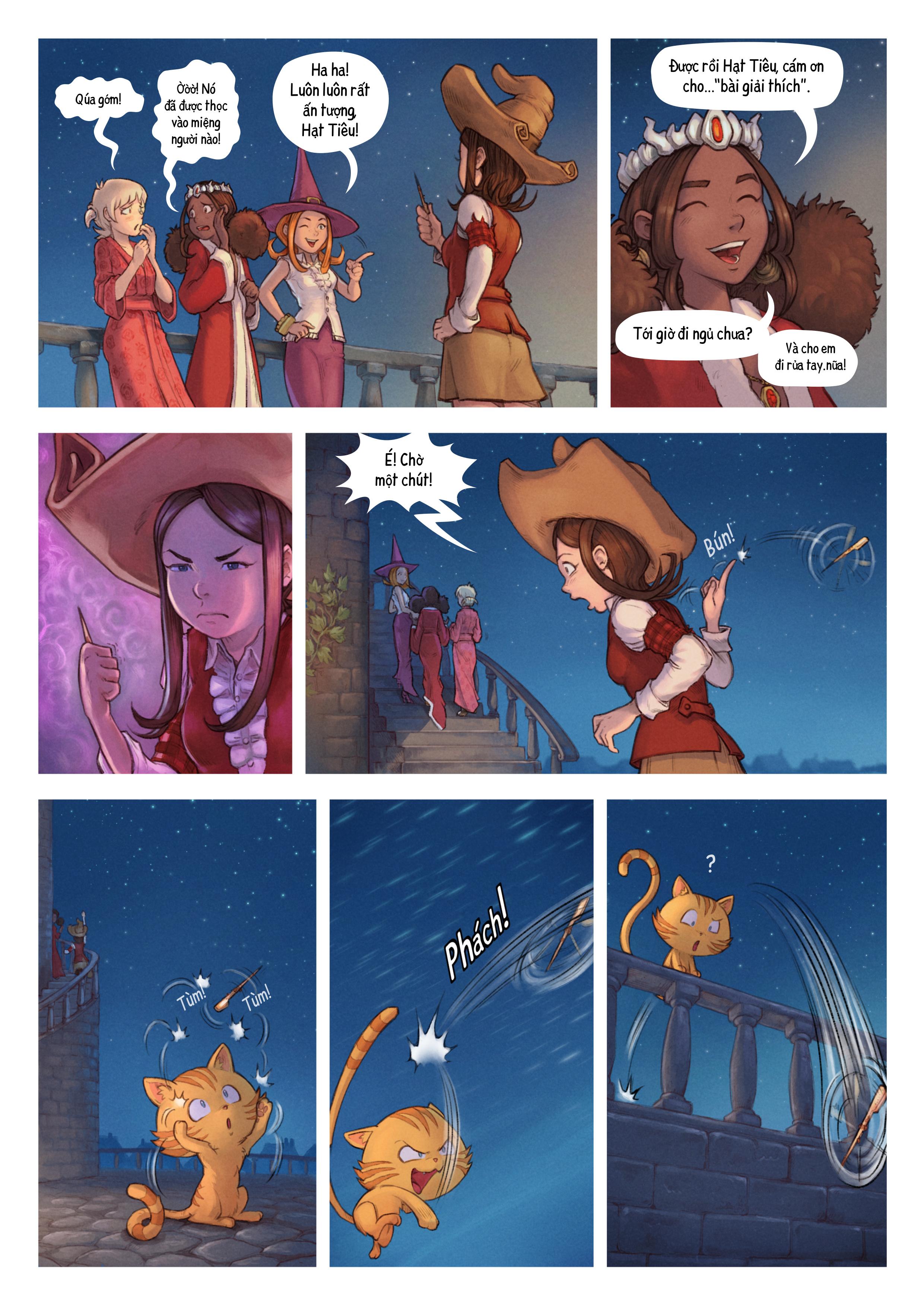 Tập 29: Kẻ Hủy Diệt Thế Giới, Trang 4