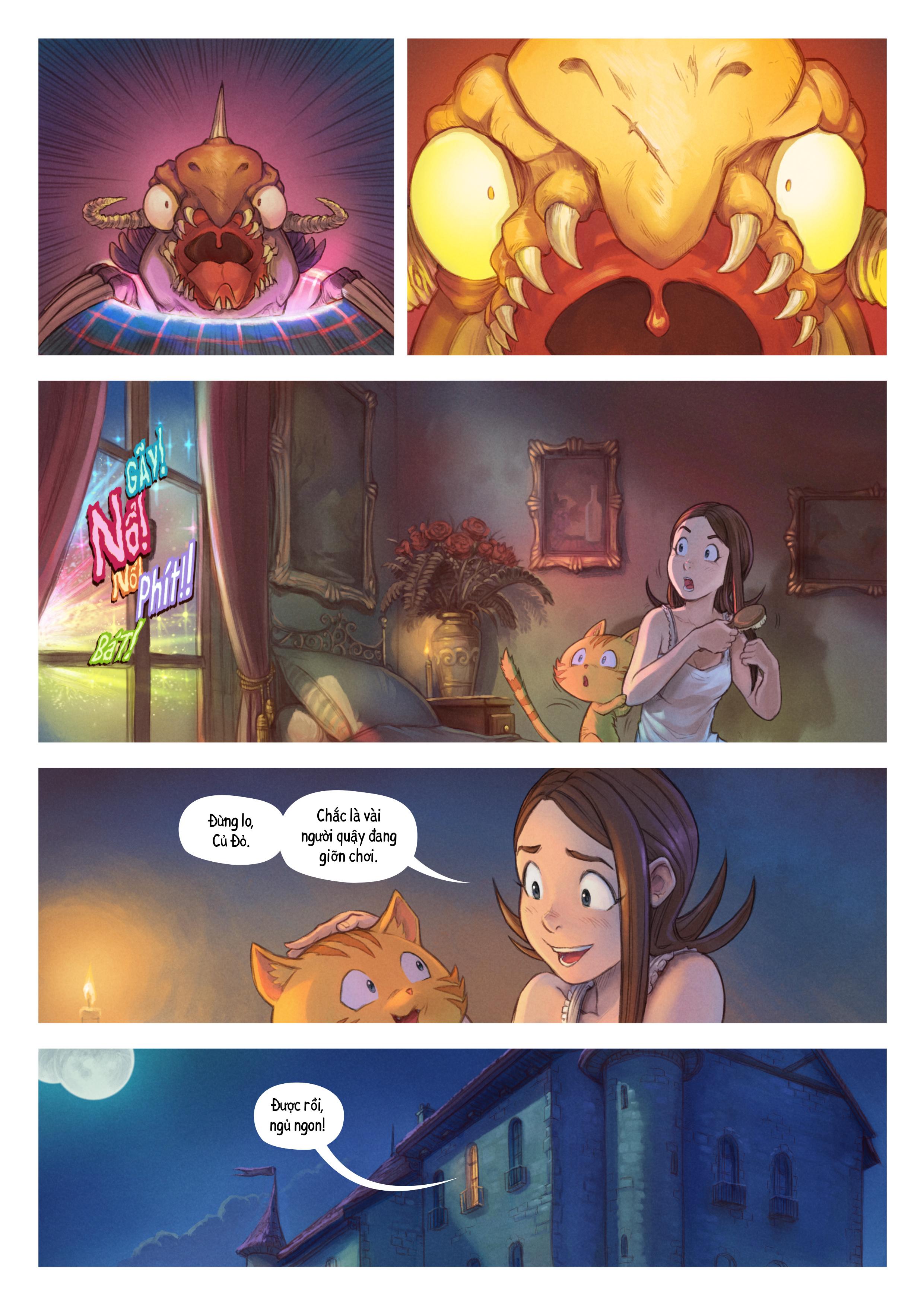 Tập 29: Kẻ Hủy Diệt Thế Giới, Trang 7
