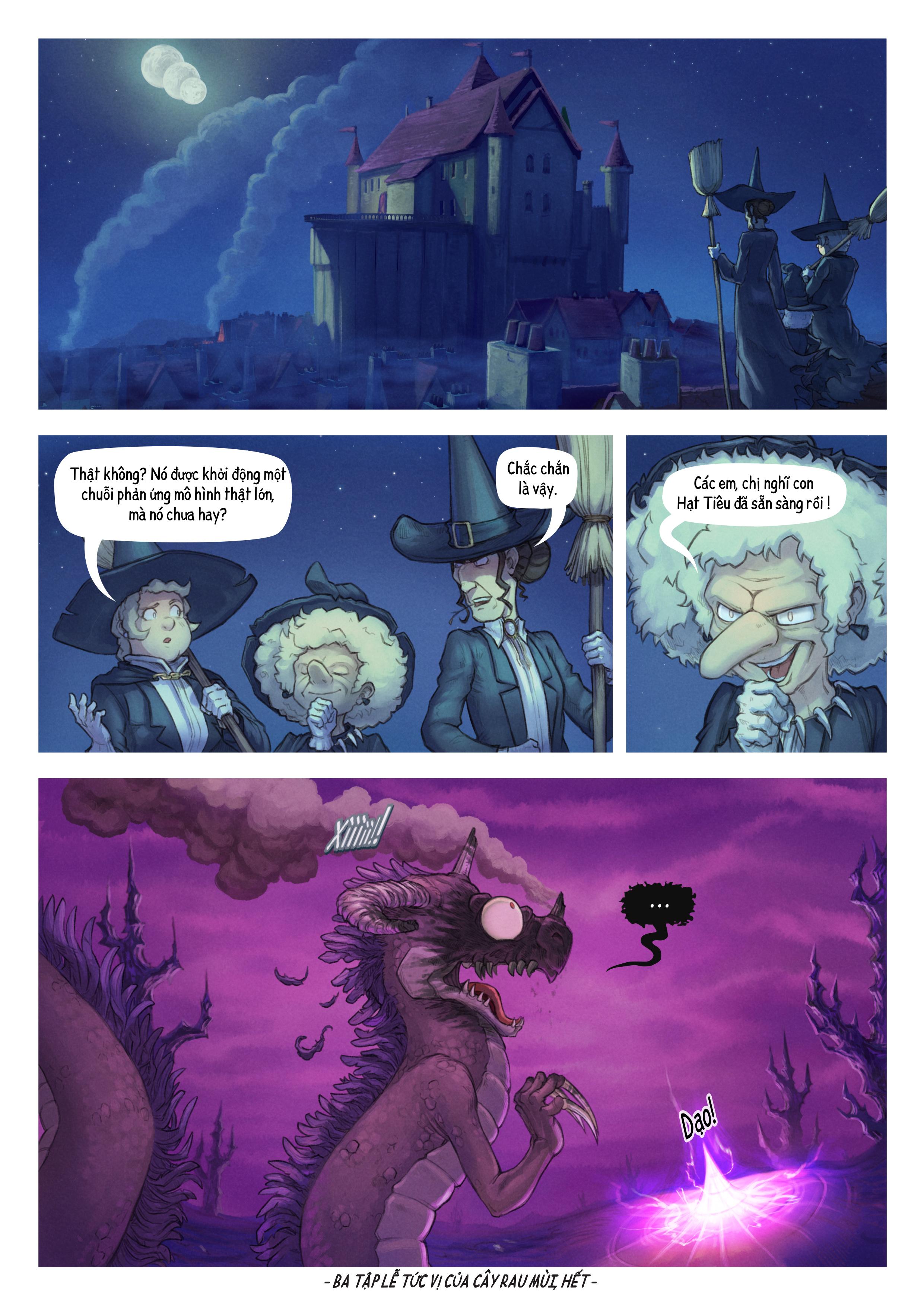 Tập 29: Kẻ Hủy Diệt Thế Giới, Trang 8
