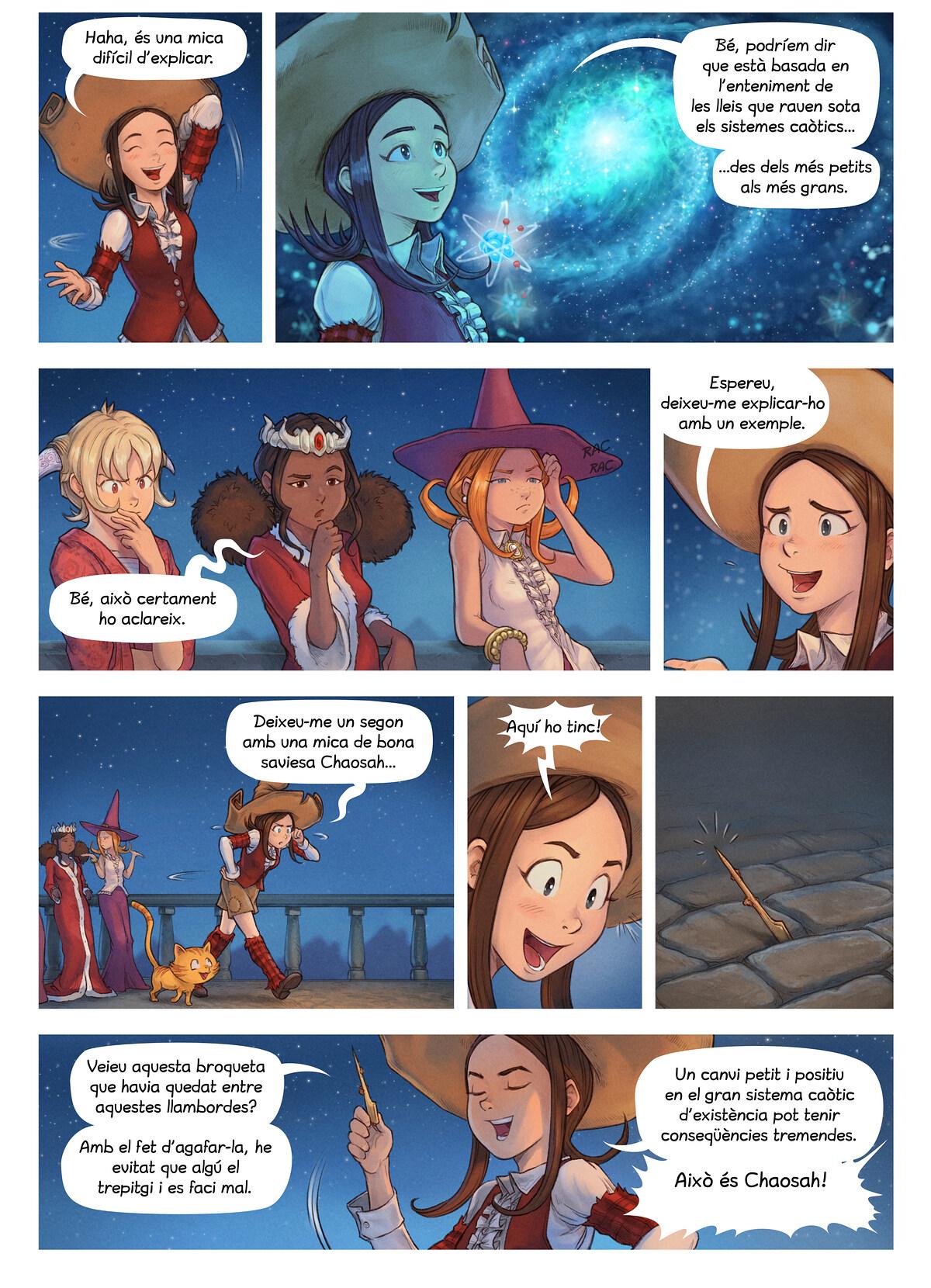 A webcomic page of Pepper&Carrot, episodi 29 [ca], pàgina 3