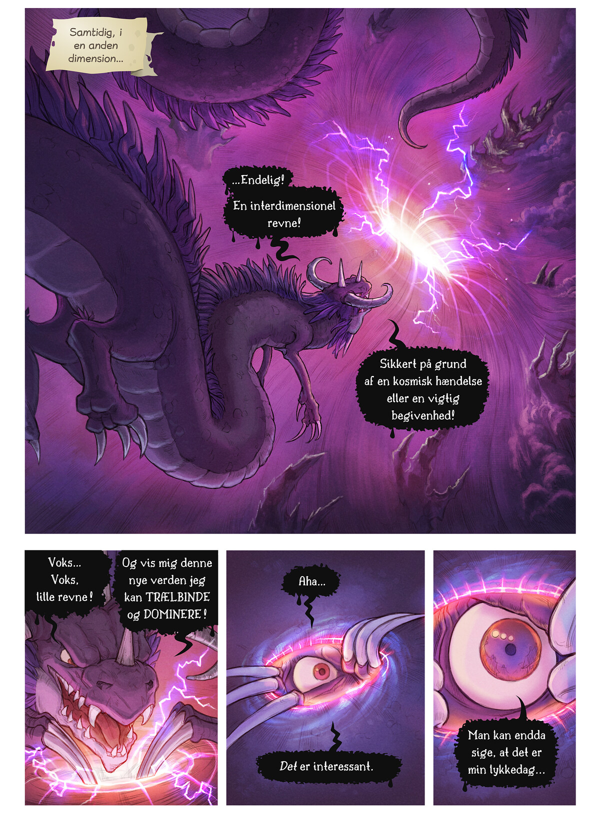 Episode 29: Verdens-ødelæggeren, Page 1