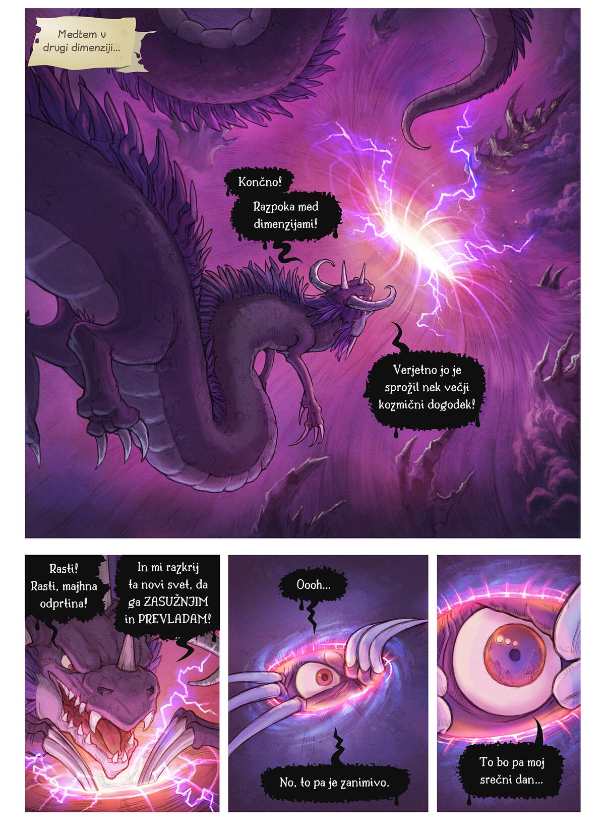 Epizoda 29: Uničevalec svetov, Page 1