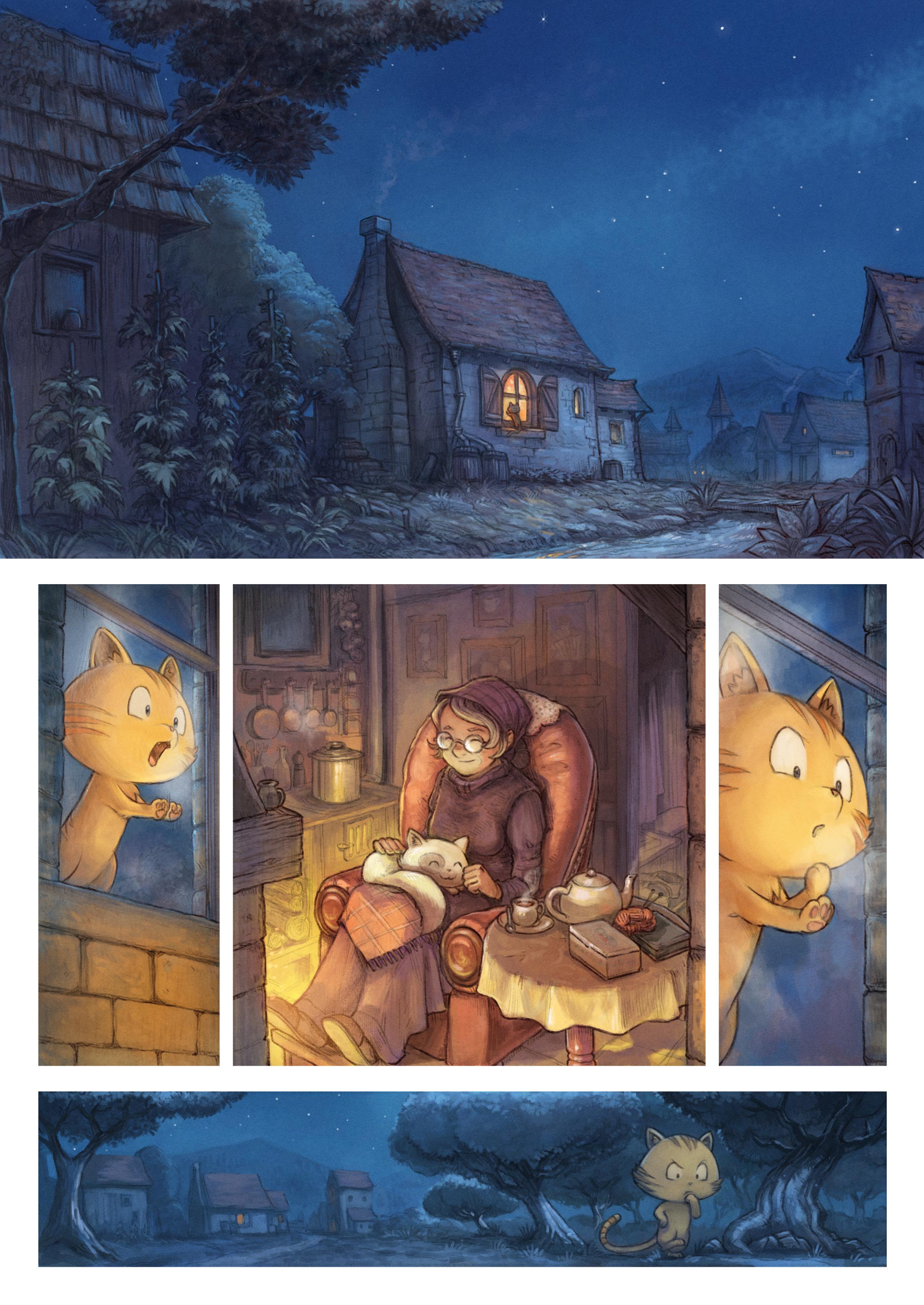 エピソード 30: 抱きしめてほしい, ページ 1