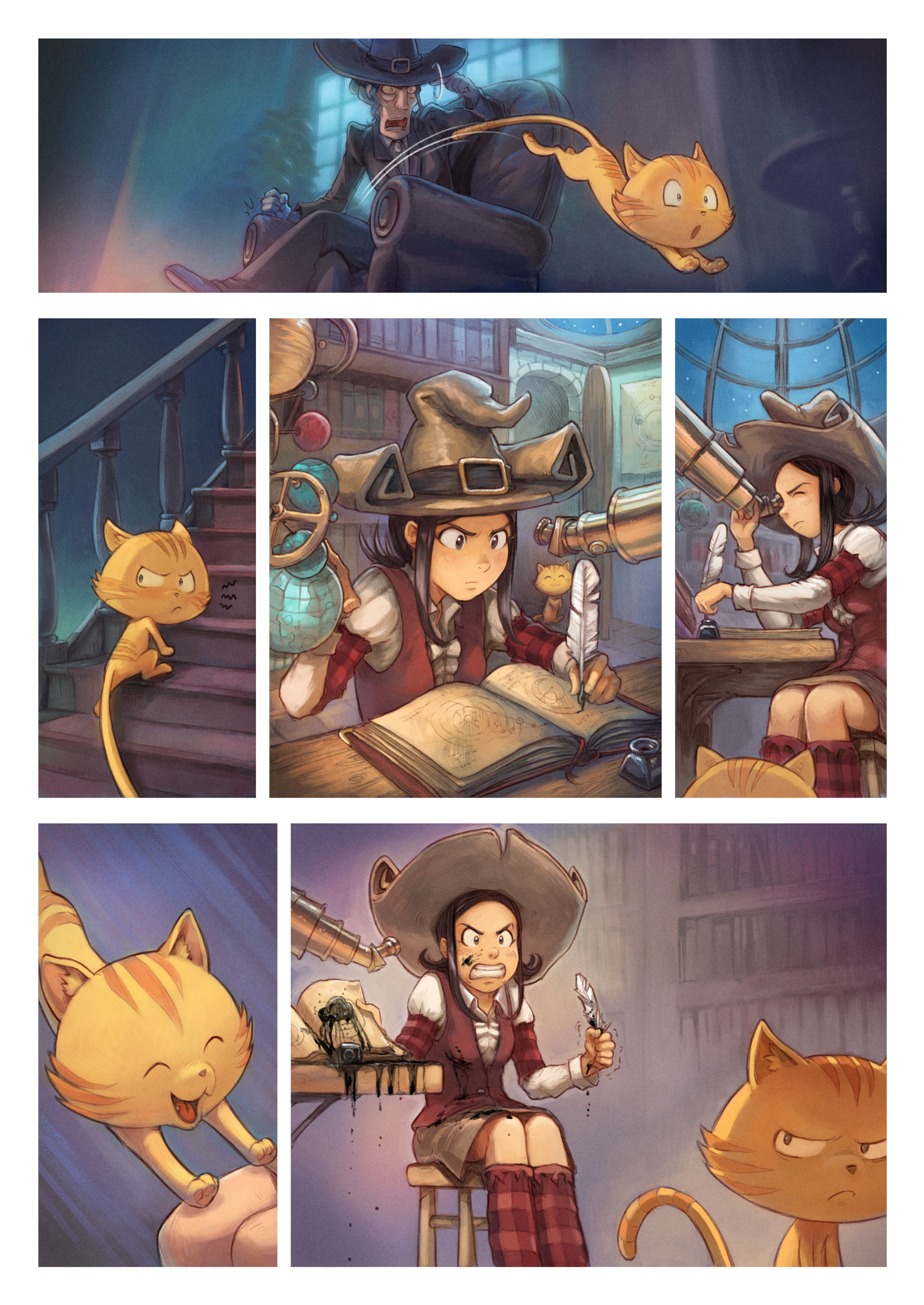 Эпизод 30: Жажда ласки, Page 3