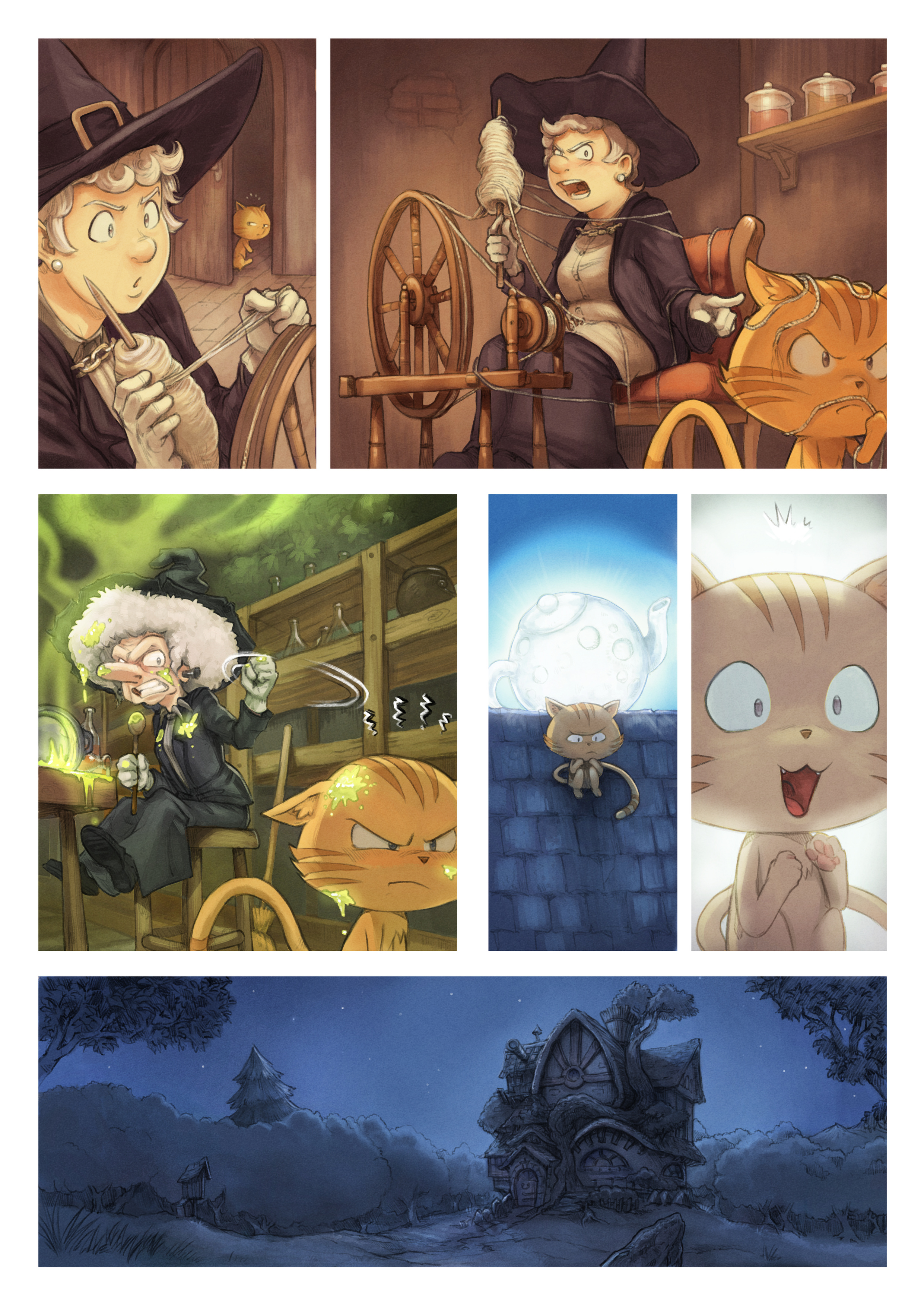 Эпизод 30: Жажда ласки, Page 4