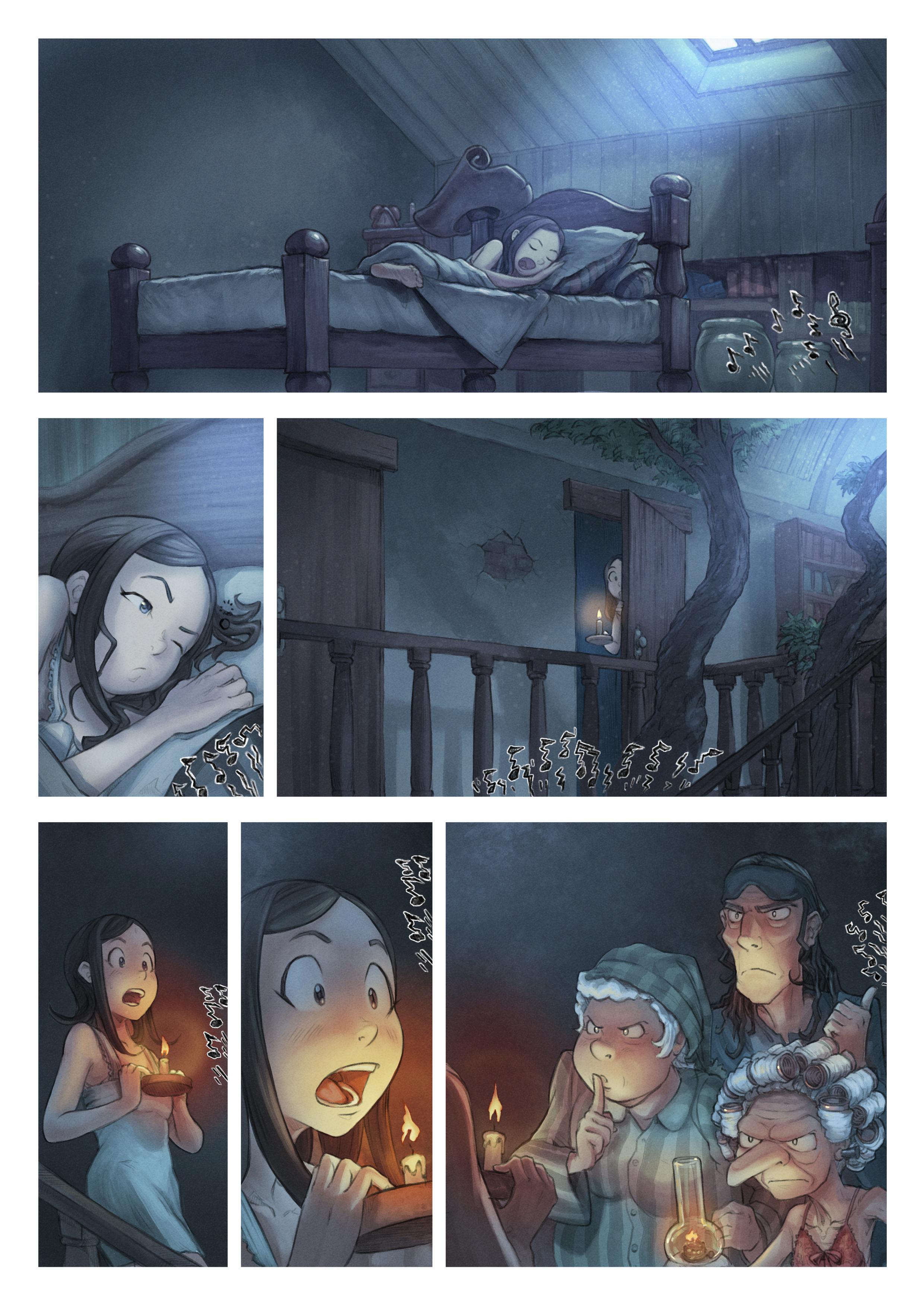 Эпизод 30: Жажда ласки, Page 5
