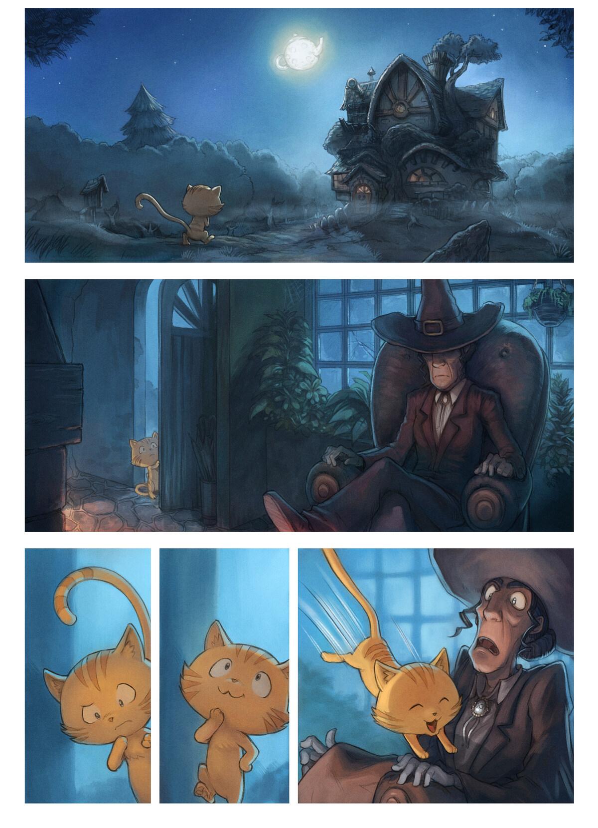 قسمت سی ام: بغل می خوام, Page 2